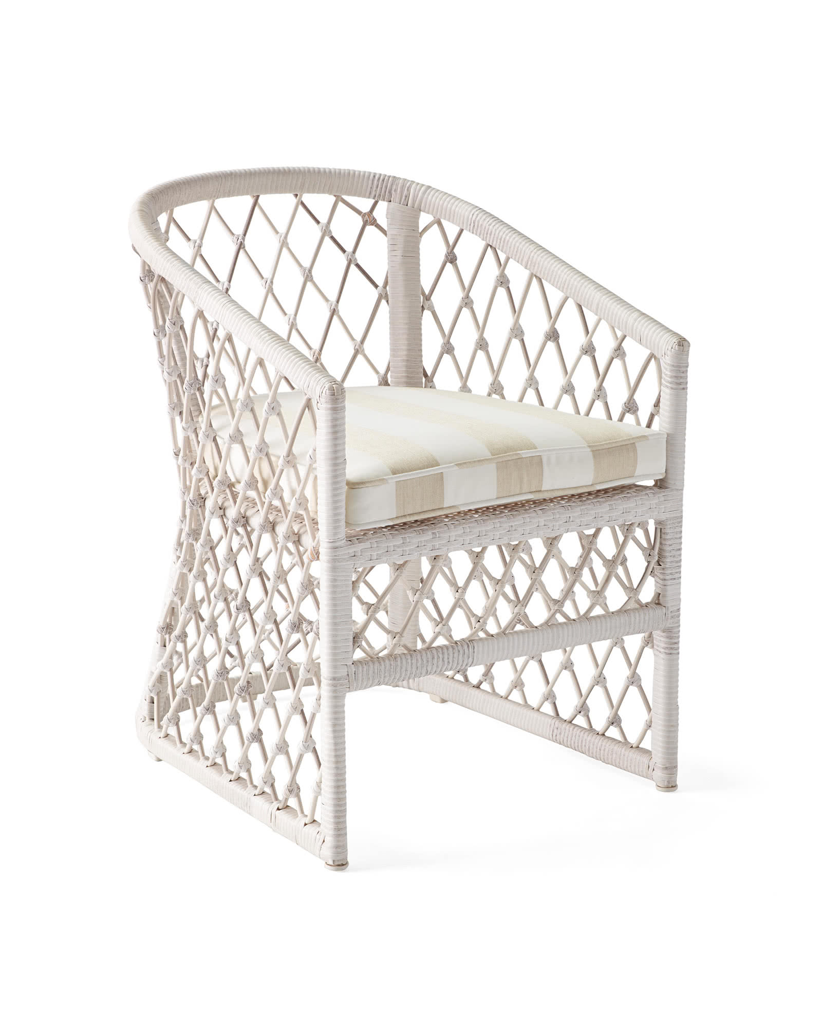 Capistrano Outdoor Dining Chair - Driftwood