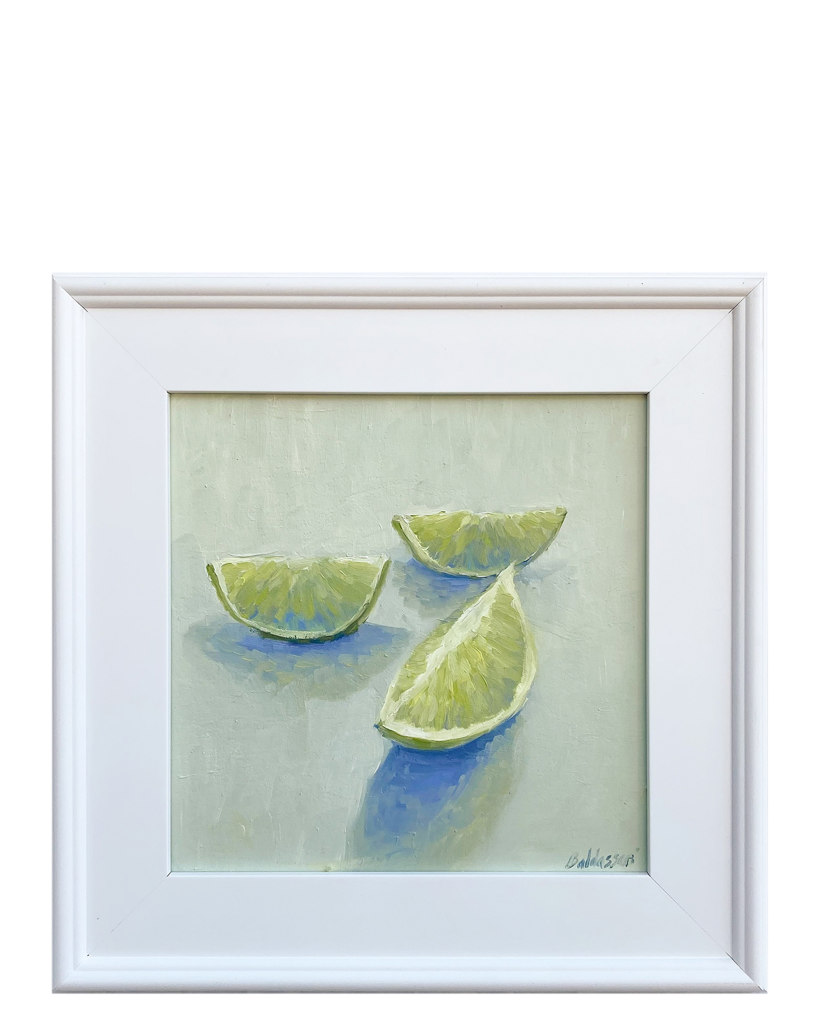 """Fresh Lime"" by Donna Baldassari,"