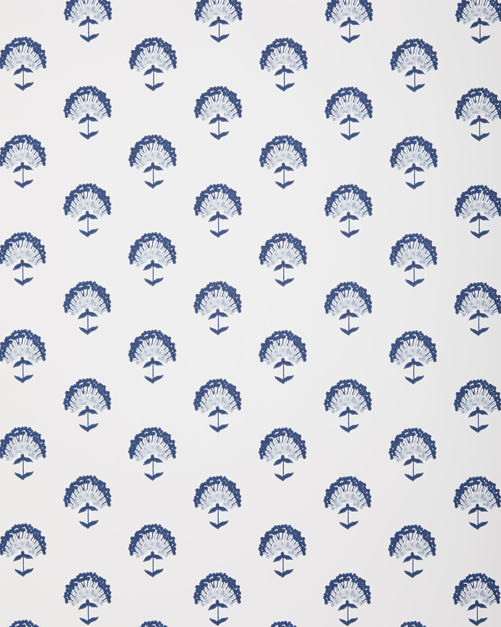 Astoria Wallpaper, Blue
