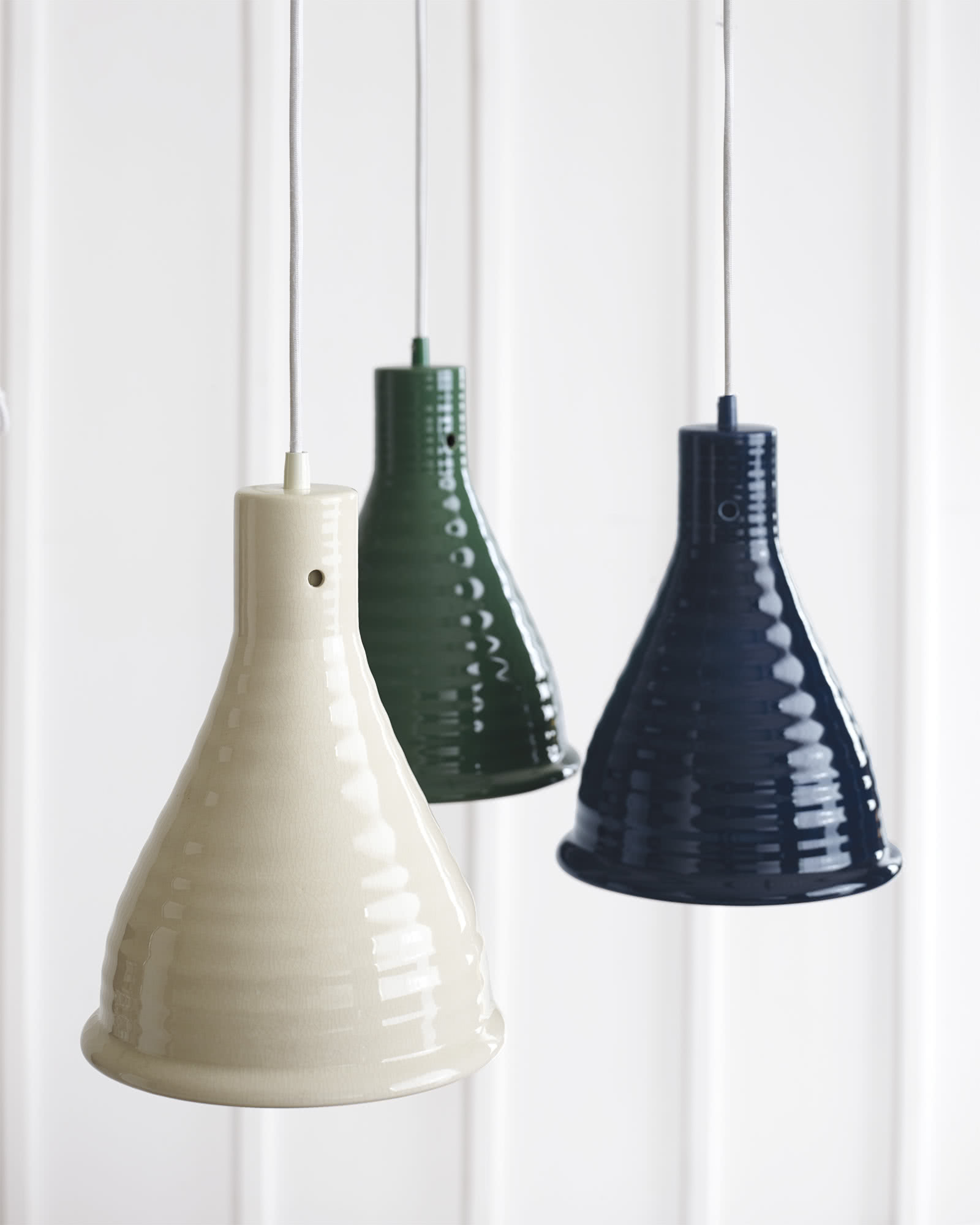 Everly Ceramic Pendant,