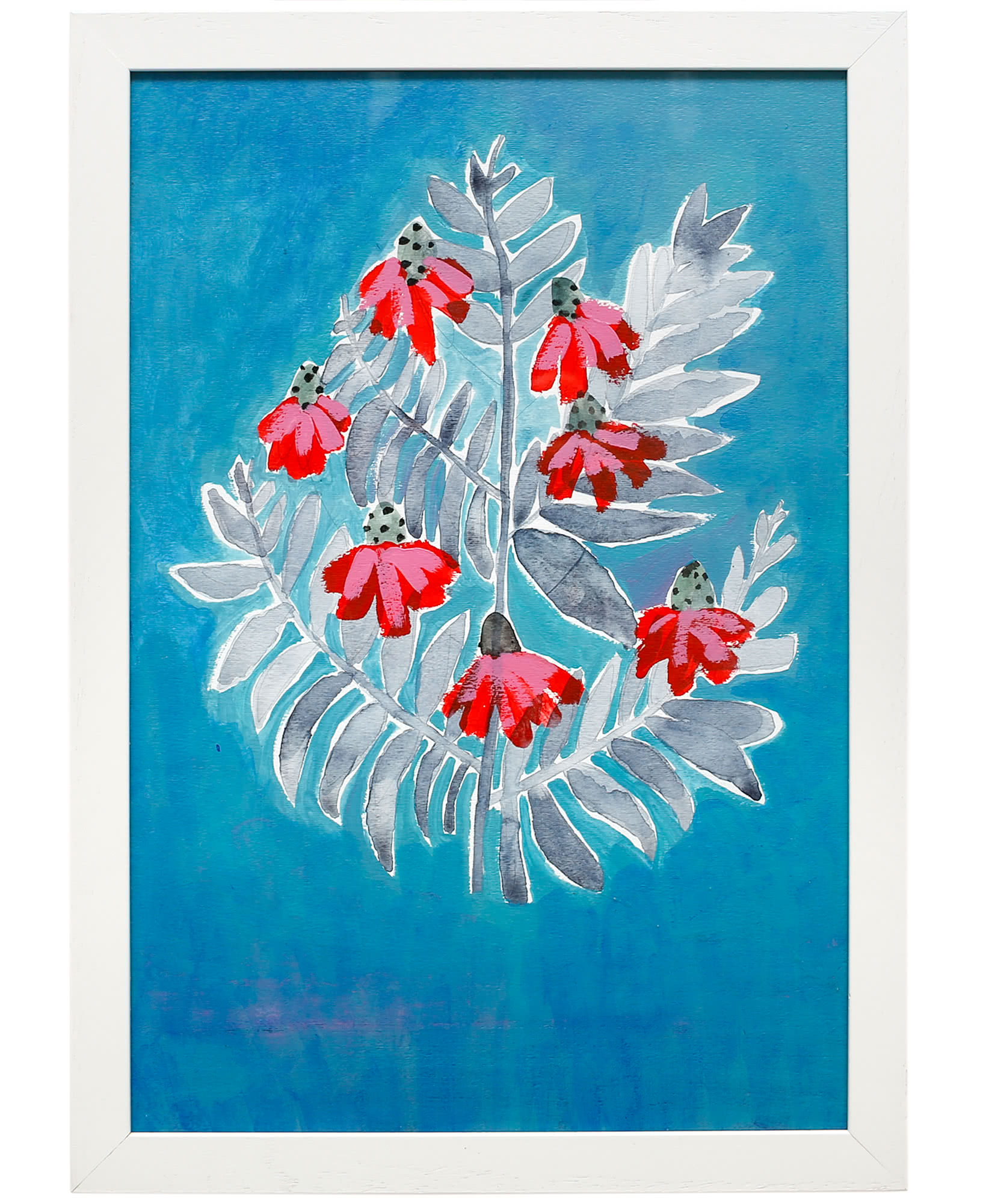 """Flora I"" by Ruth Le Roux ,"