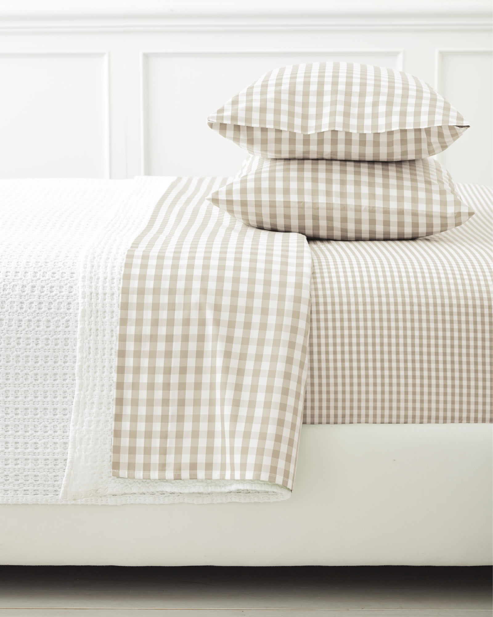 Gingham Pillowcases (Extra Set of 2)