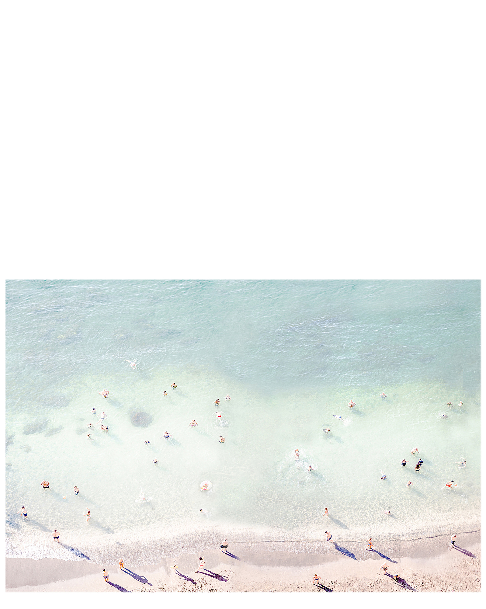 """""""Day at the Beach Club""""  by Caroline Pacula,"""