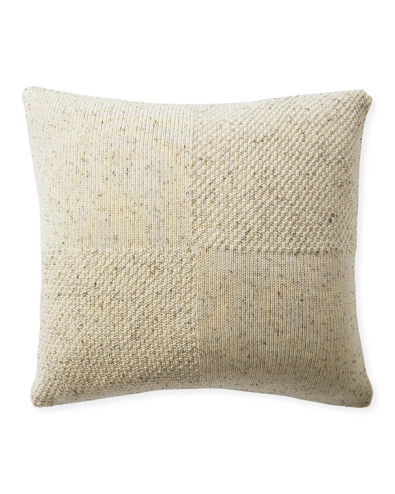 Shasta Pillow Cover, Ivory