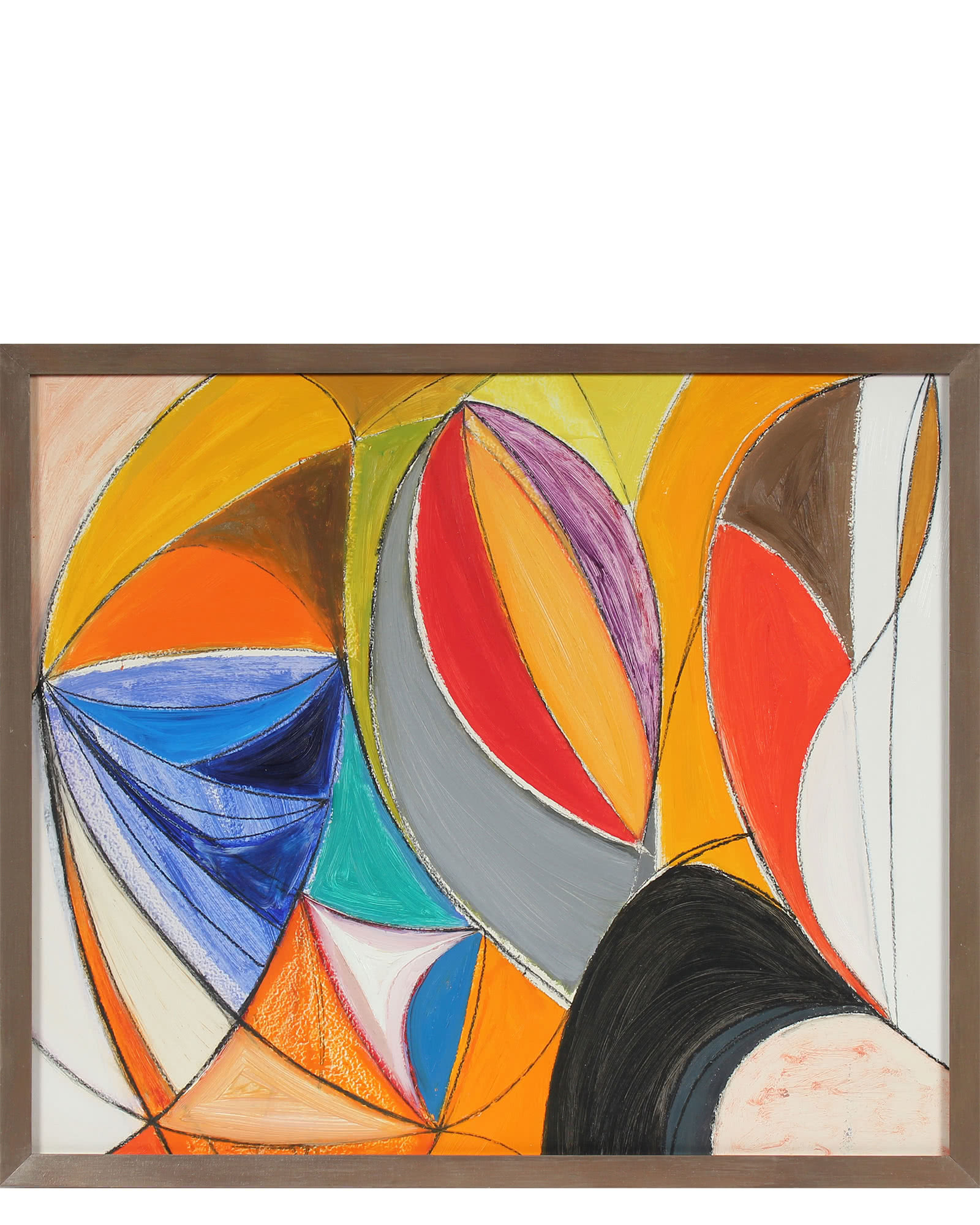 """""""Colorful Shapes"""" by Michael di Cosola,"""