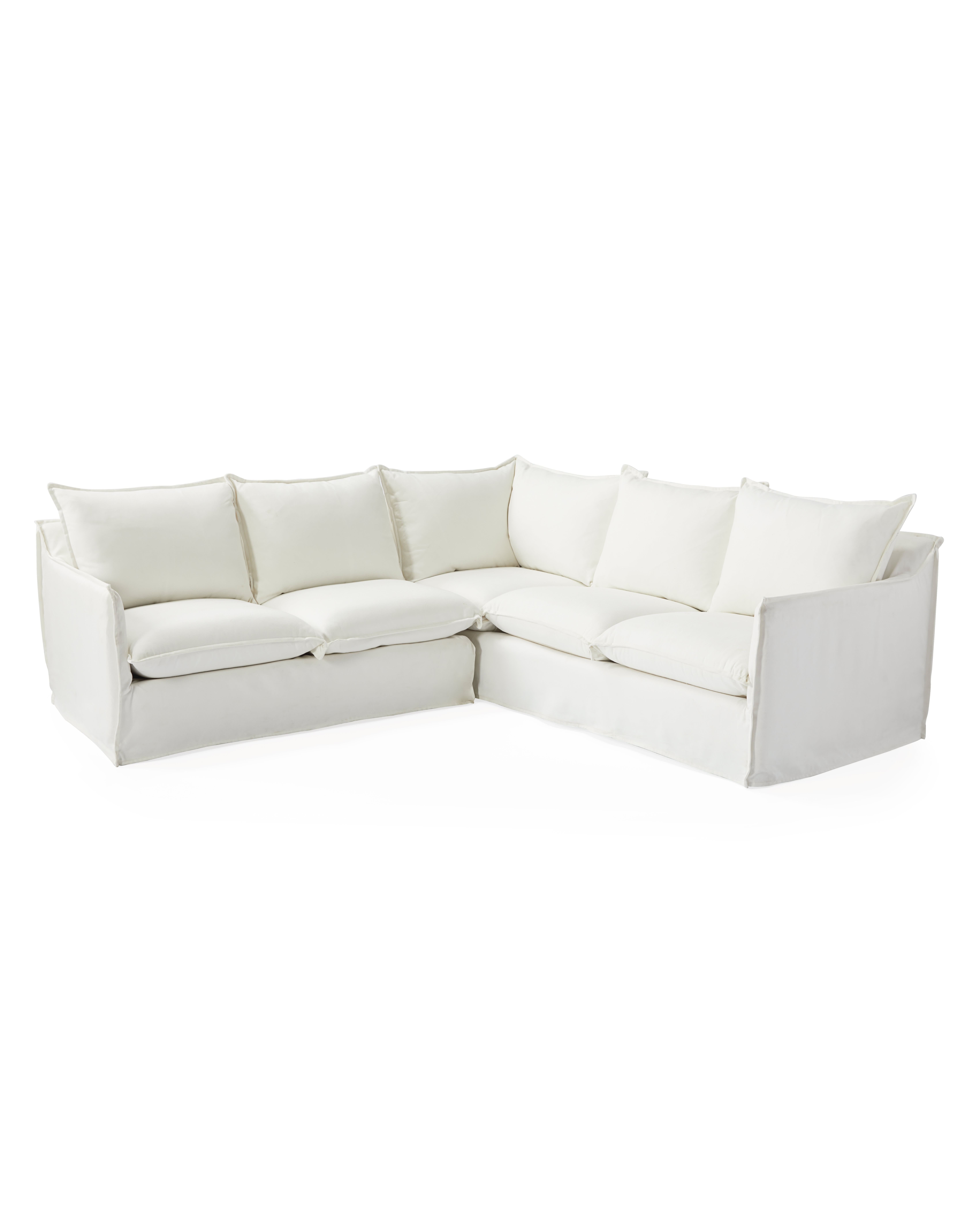 Sundial Outdoor Right-Facing Sectional,