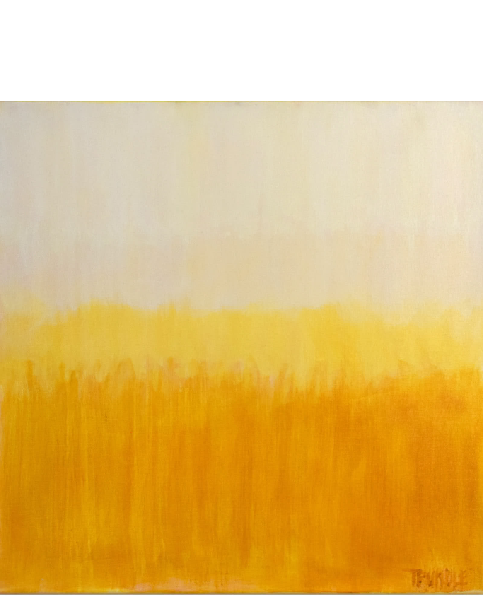 """""""Amber Waves"""" by Sarah Trundle,"""