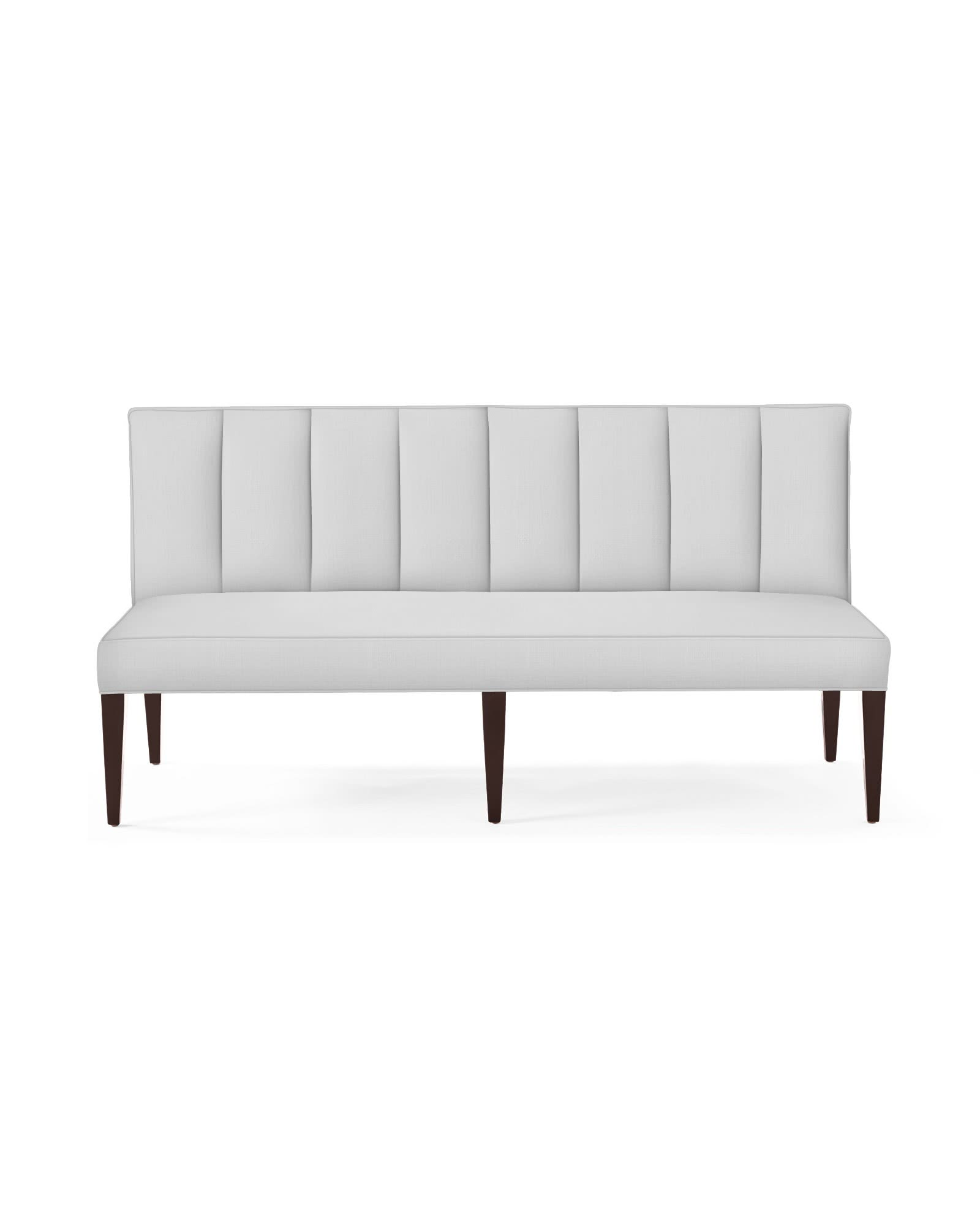 Ross Channeled Dining Bench,
