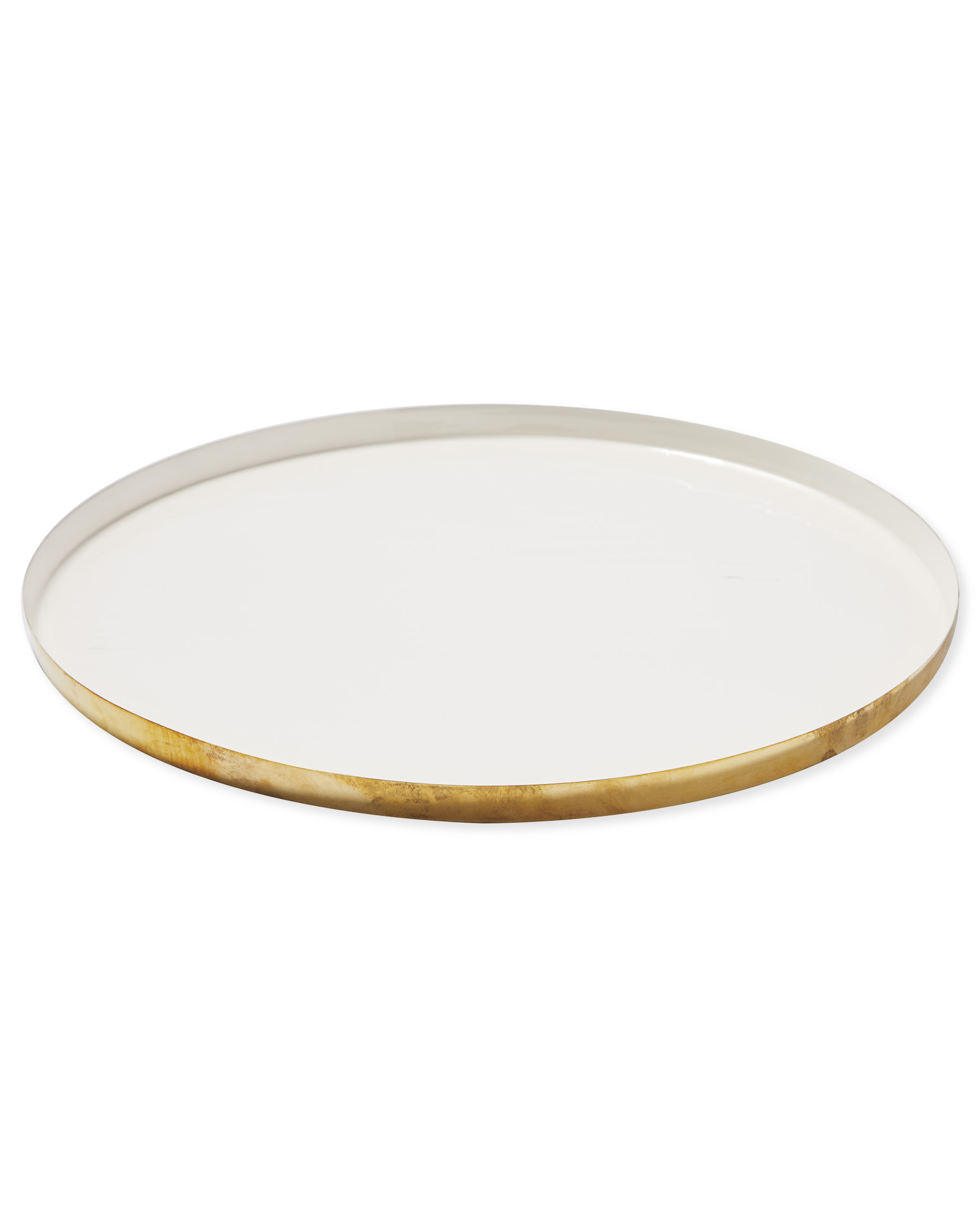 Marine Brass Trays (Set of 3)