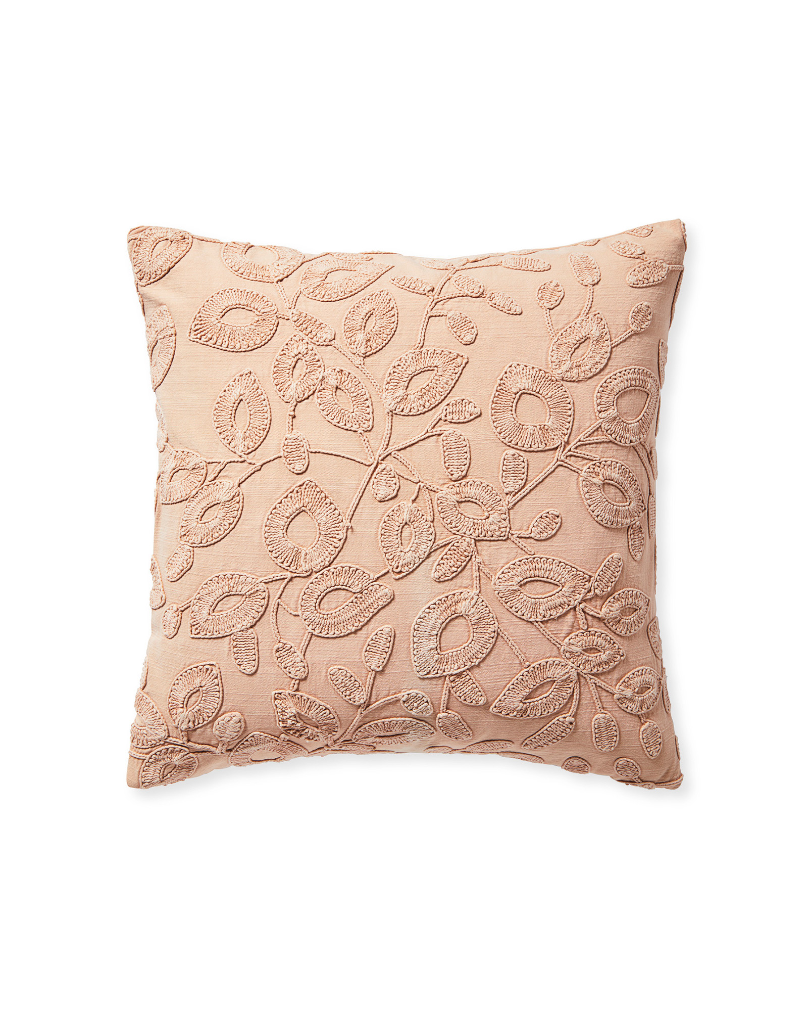 Willowbrook Pillow Cover - Wild Rose,