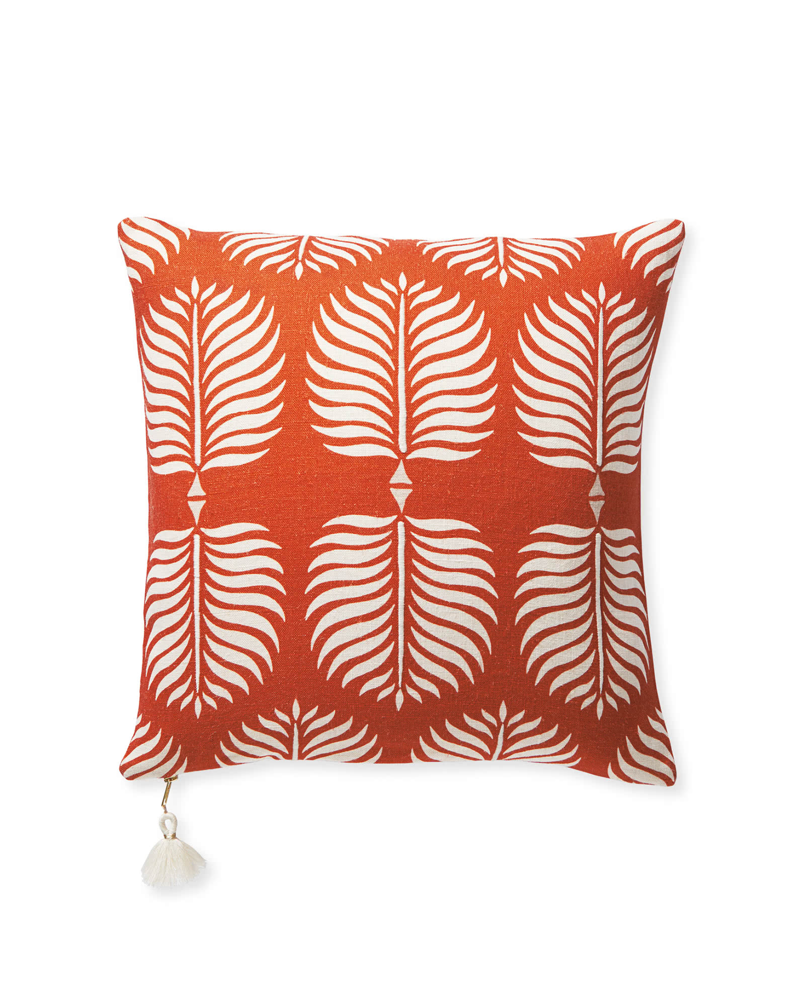 Granada Pillow Cover, Terracotta