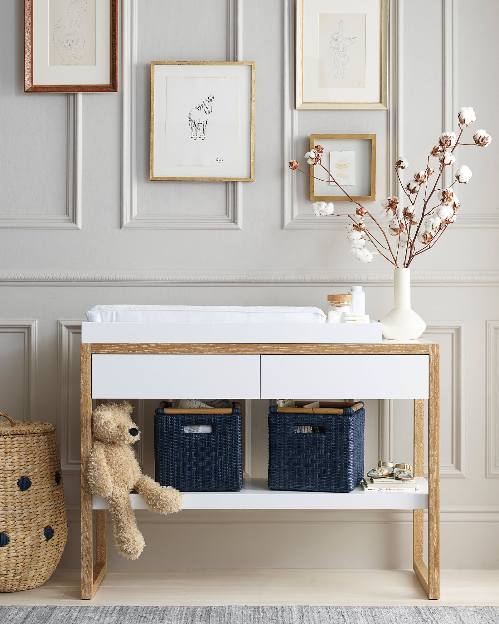 Nash Changing Table,
