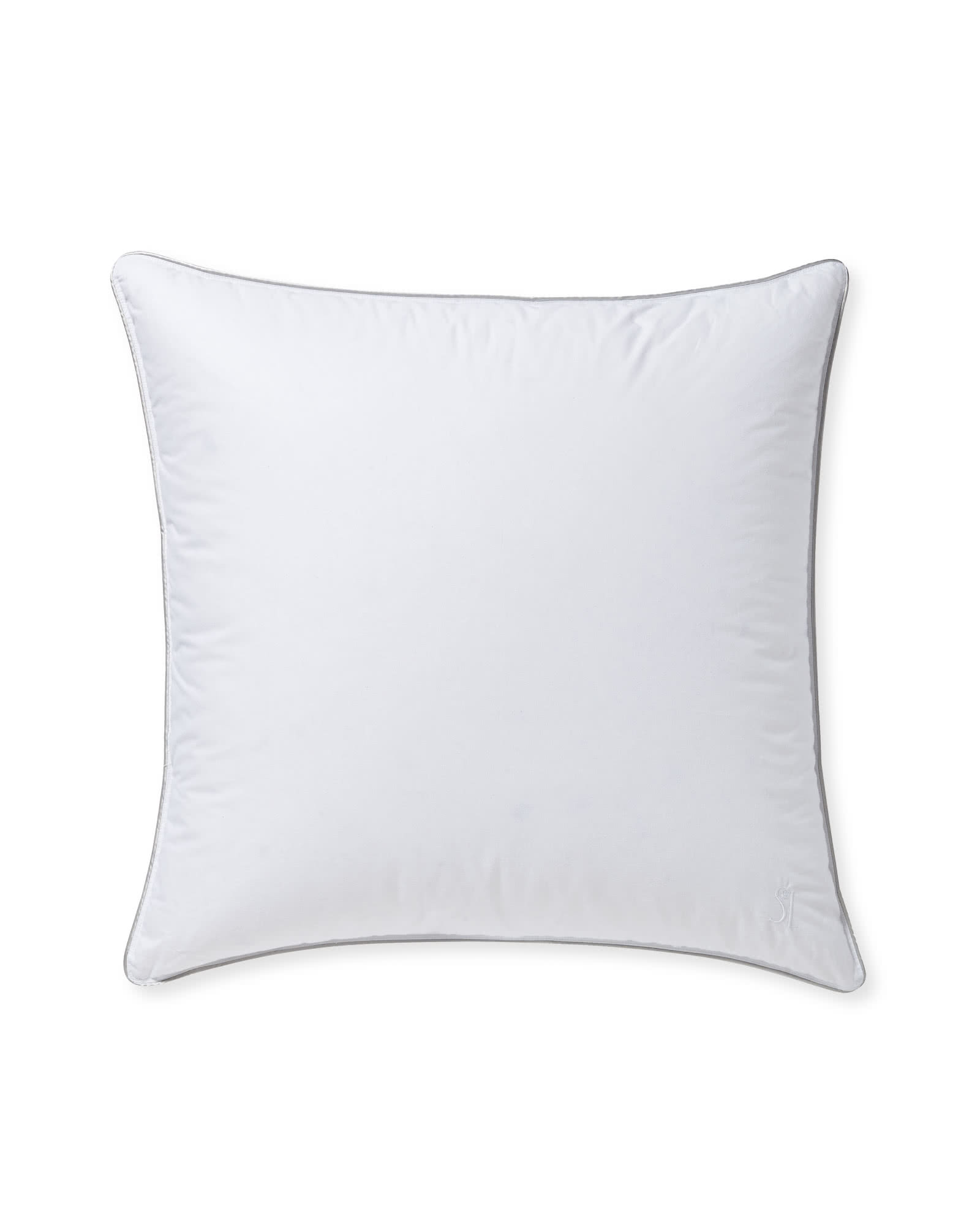 Goose Down Euro Pillow Insert,