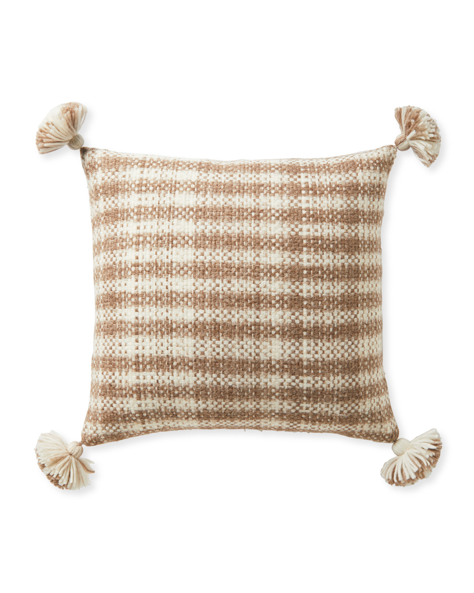 West Shore Pillow Cover, Sand