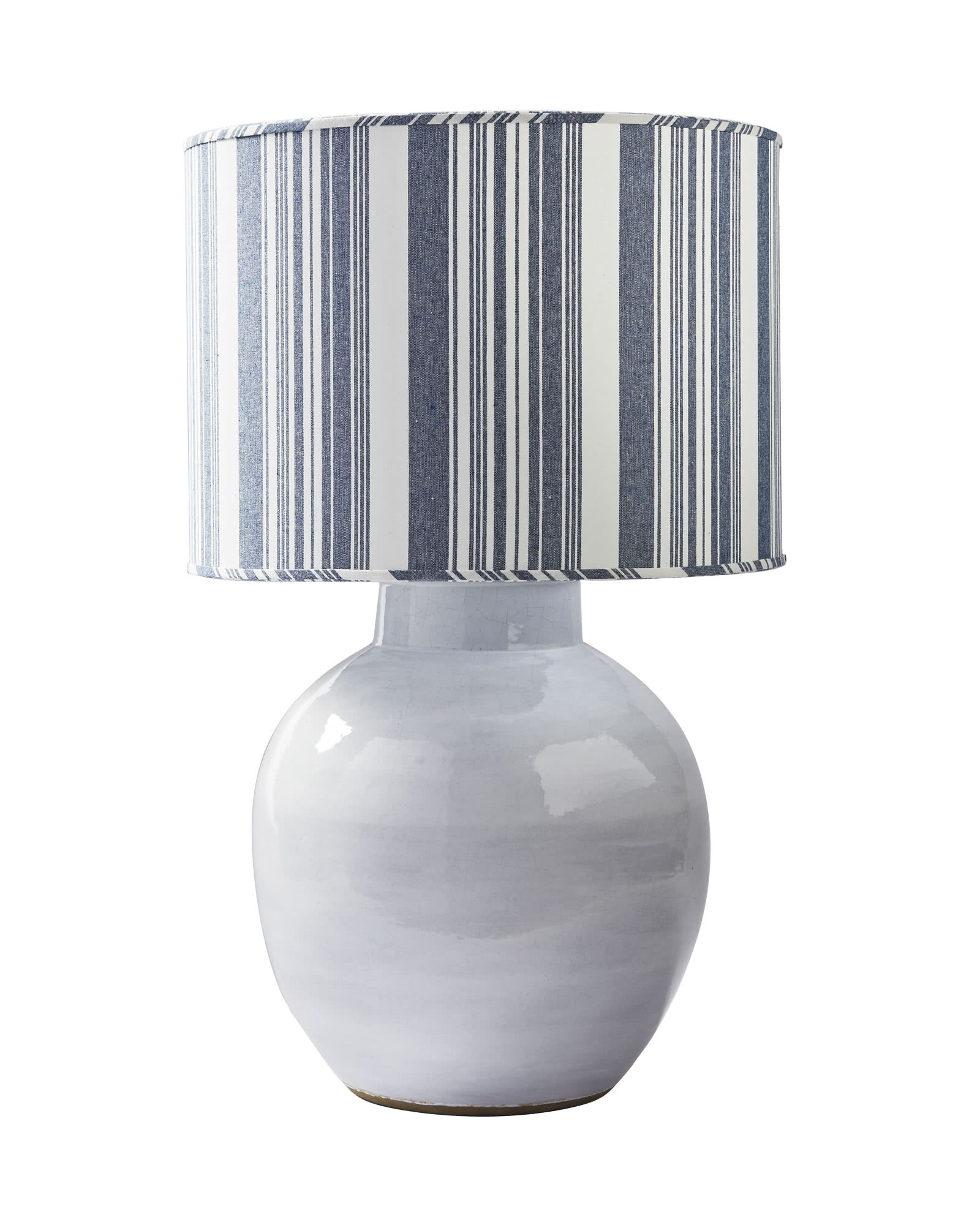 Morris Table Lamp, Multistripe