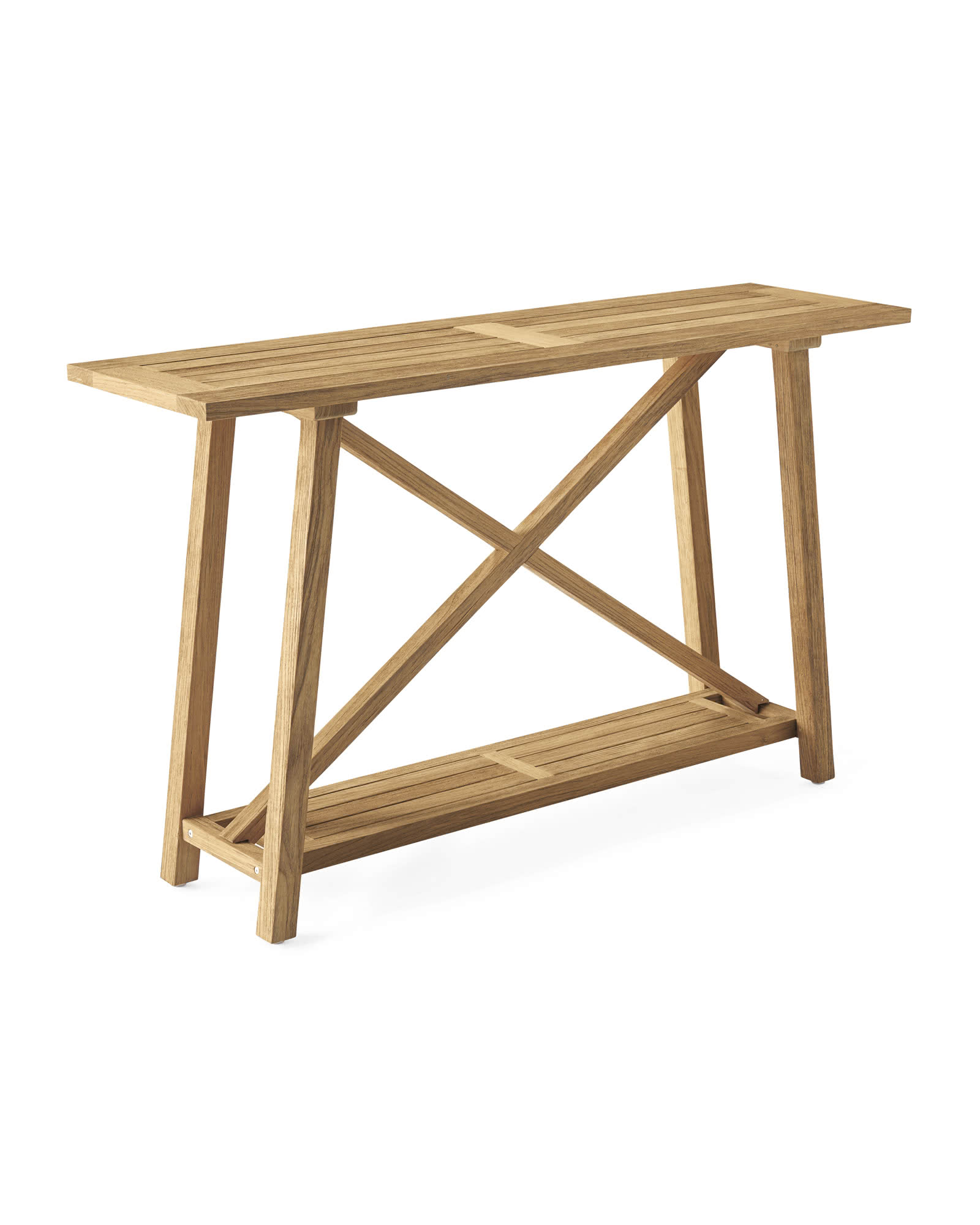 Cliffside Teak Console,