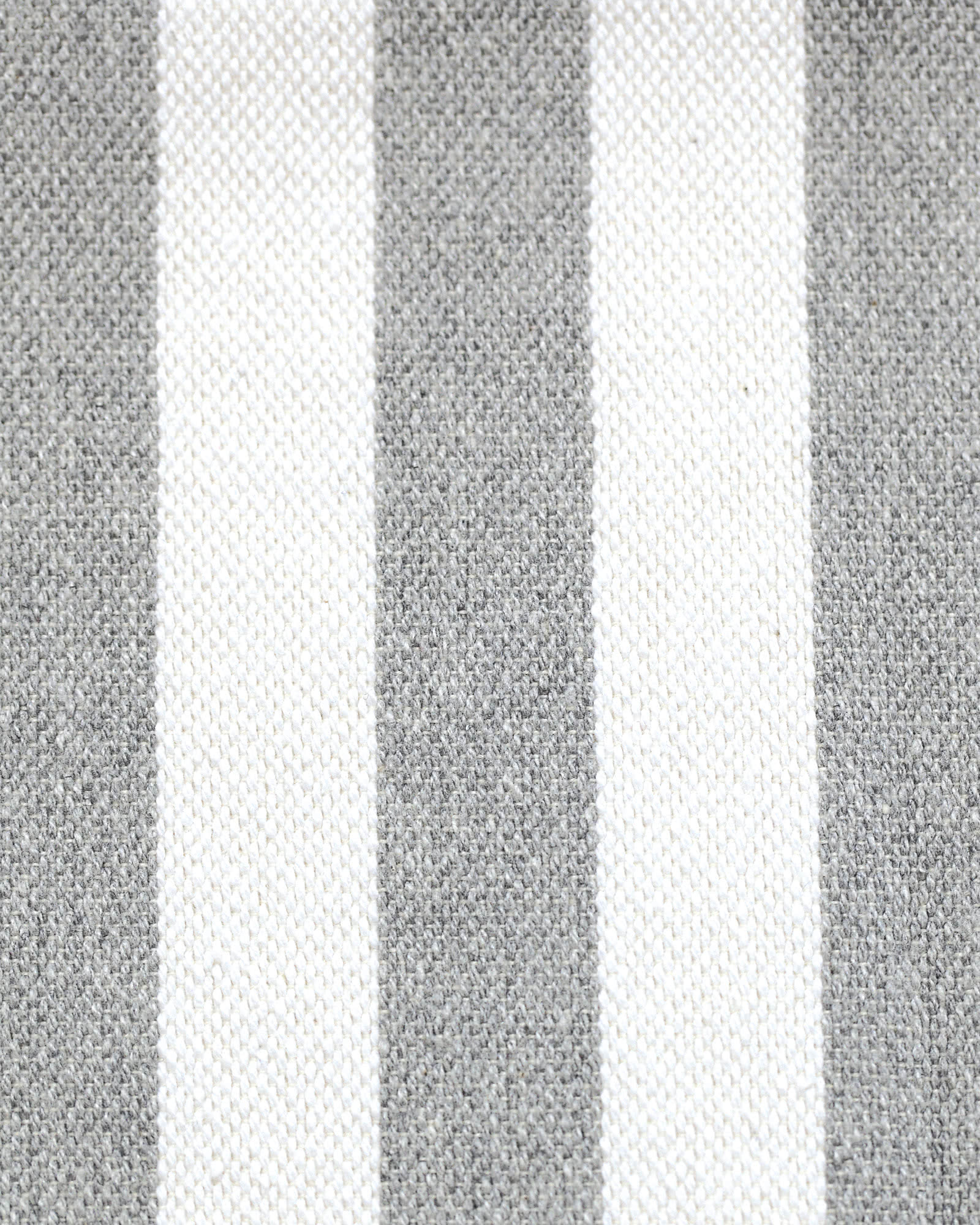 Panama Stripe - Grey,