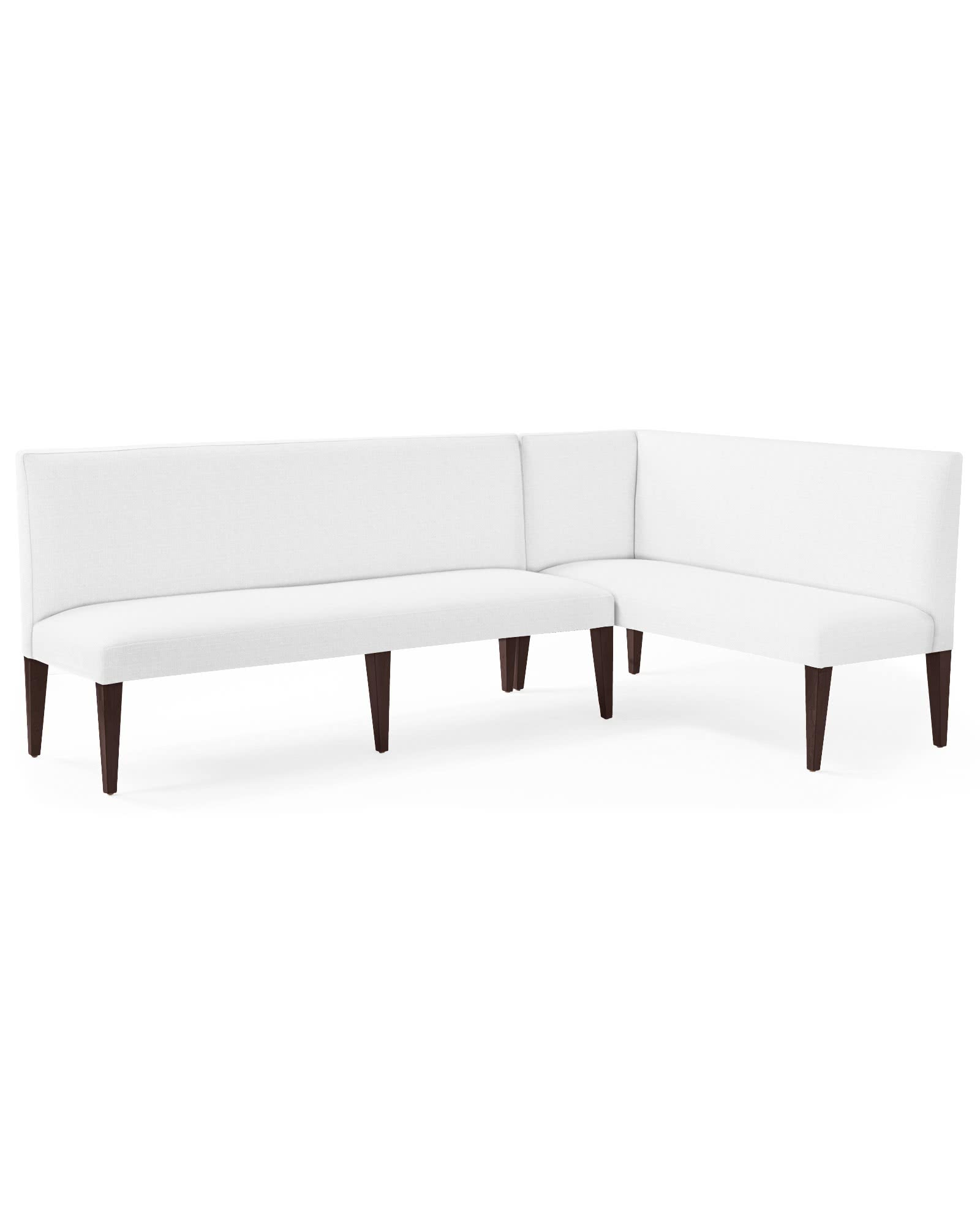Ross Right-Facing Dining Banquette,