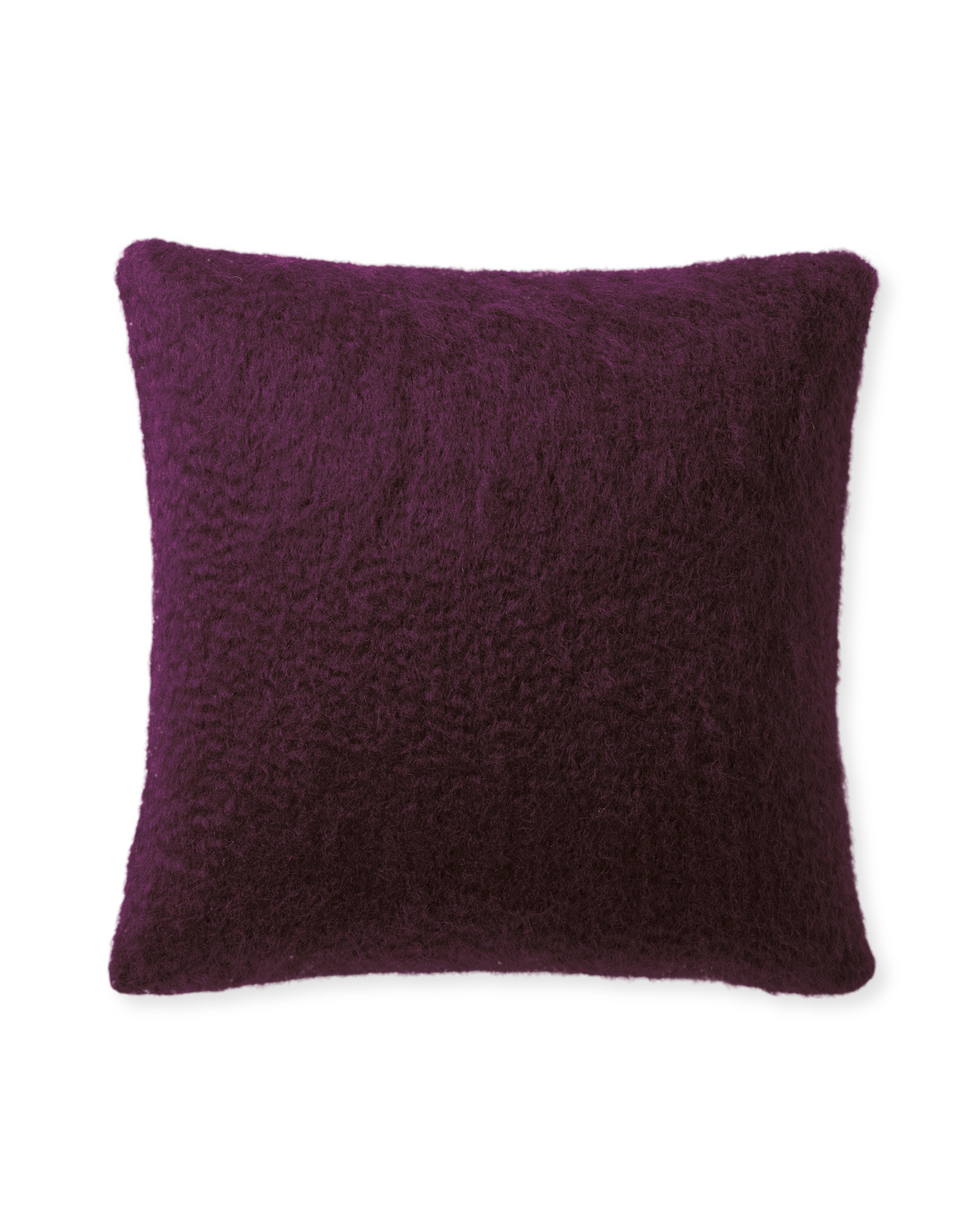 Albion Pillow Cover, Merlot