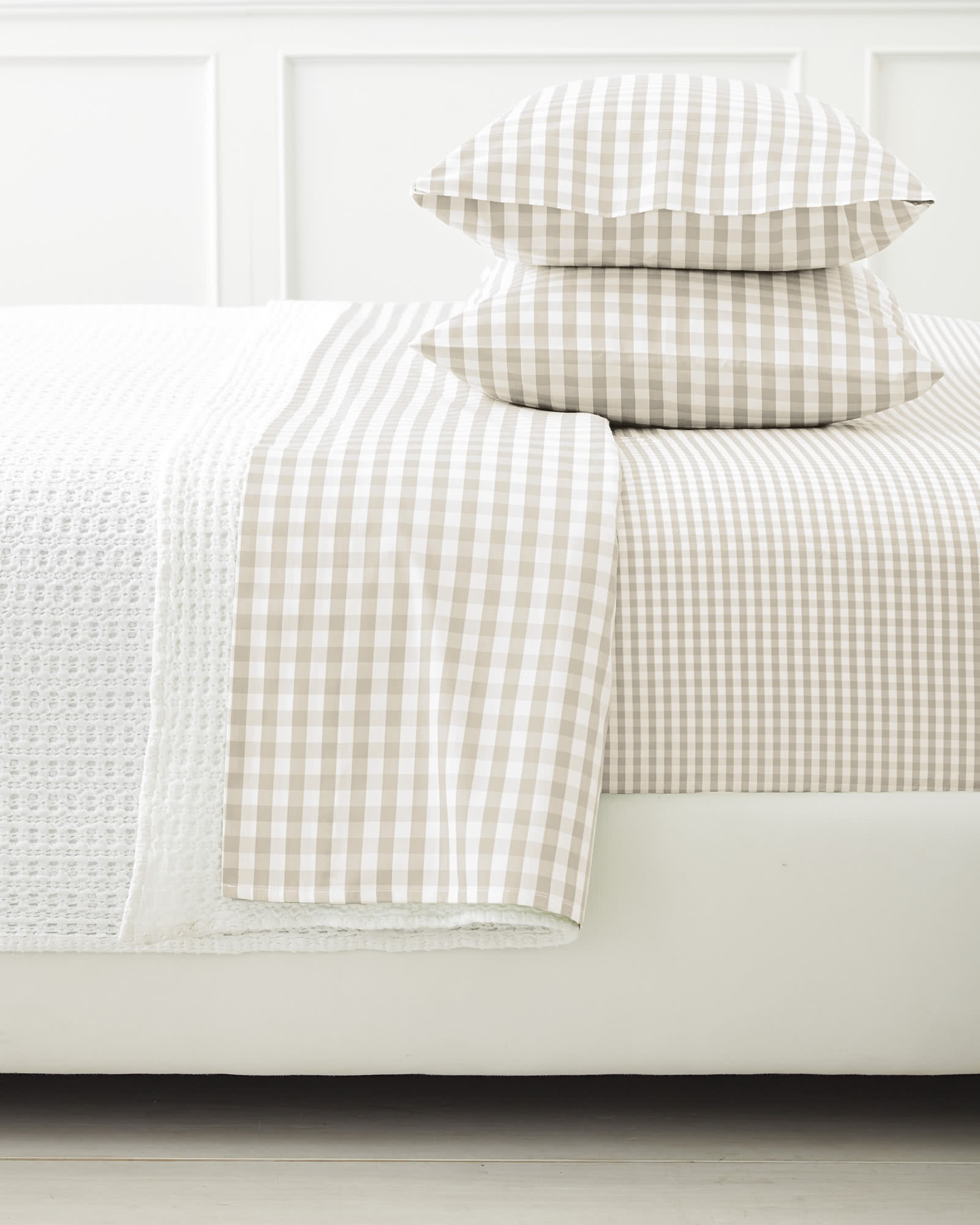 Gingham Pillowcases (Extra Set of 2),