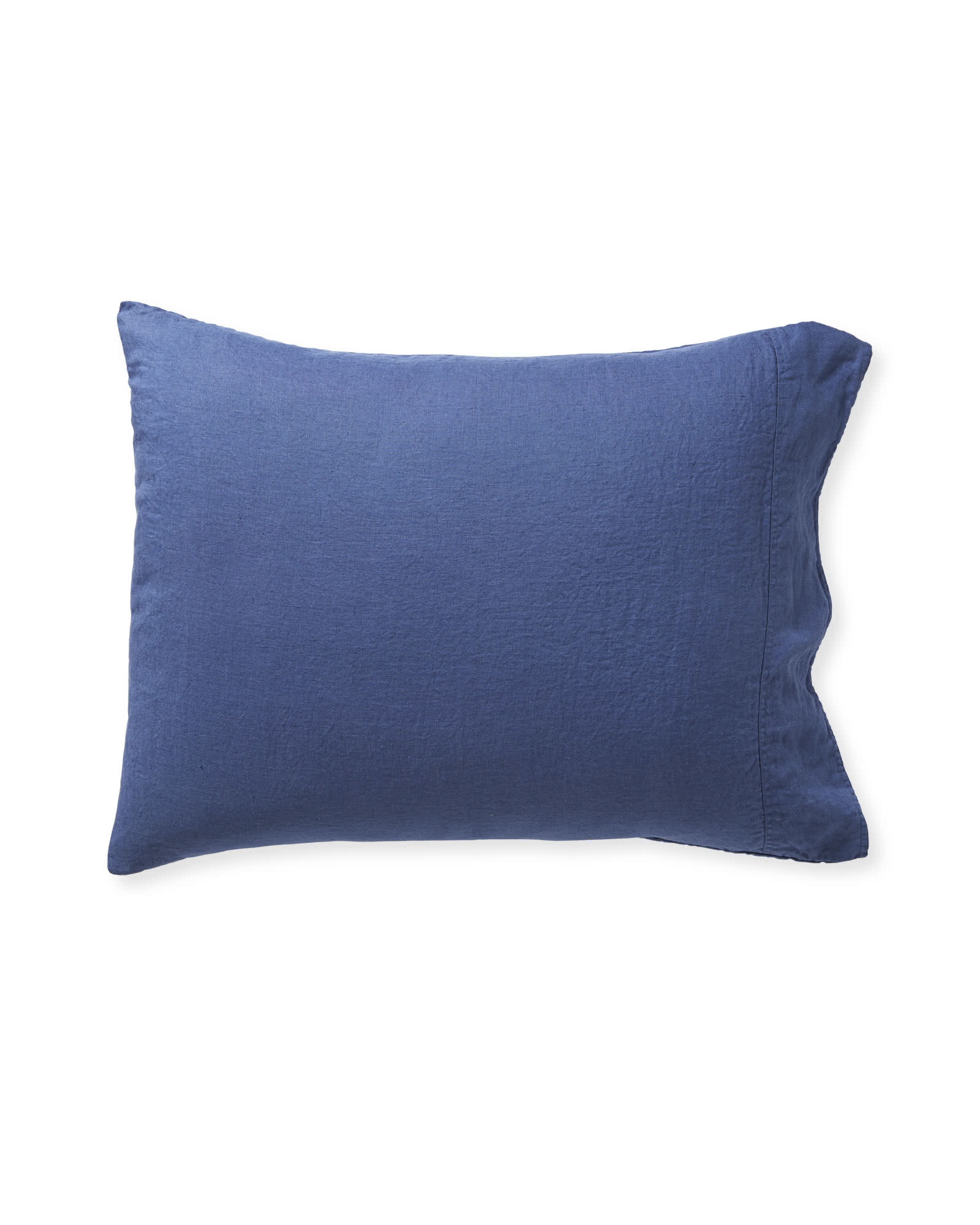 Positano Linen Pillowcases (Extra Set of 2), Vintage Indigo