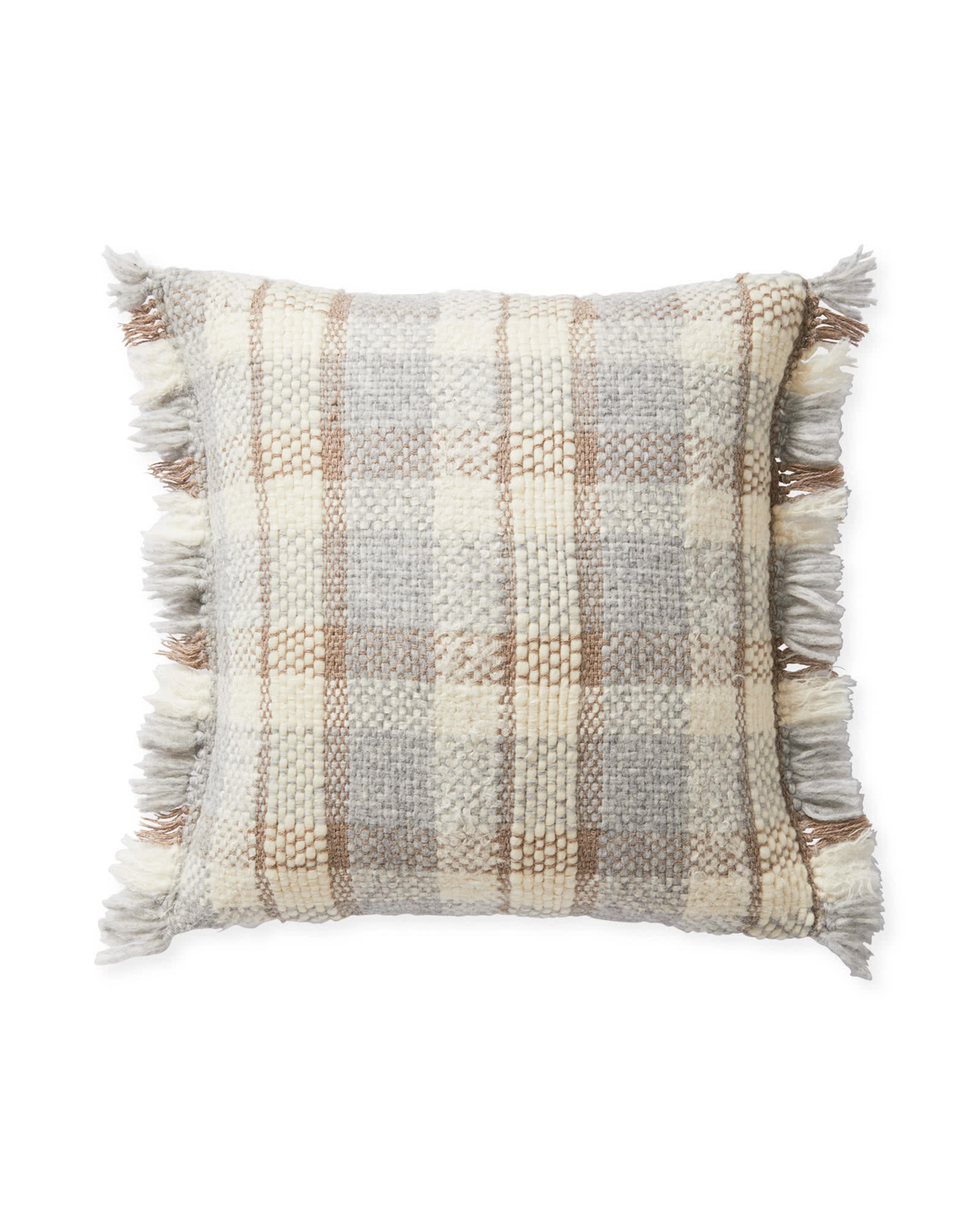 Silverlake Pillow Cover, Sand