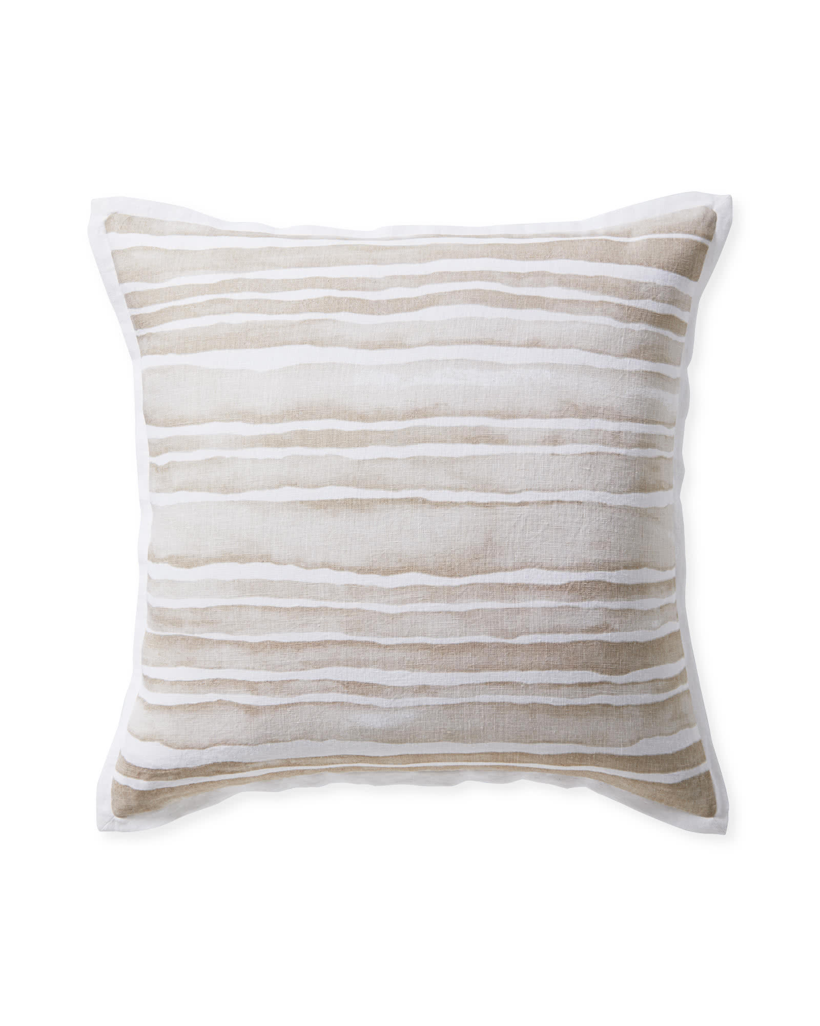 Cove Pillow Cover, Sand