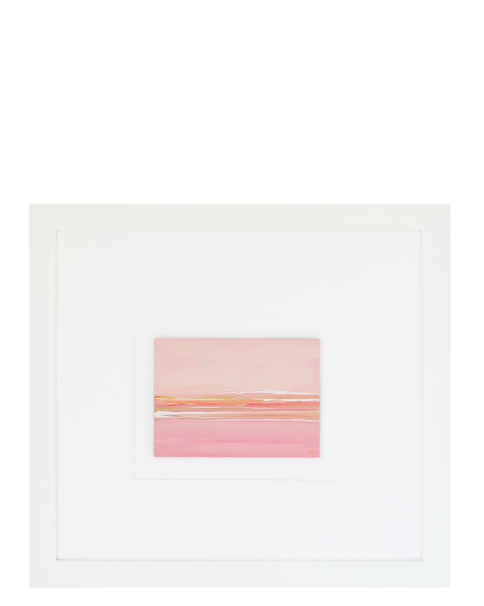 """Pink Haze"" by Laurie Winthers,"