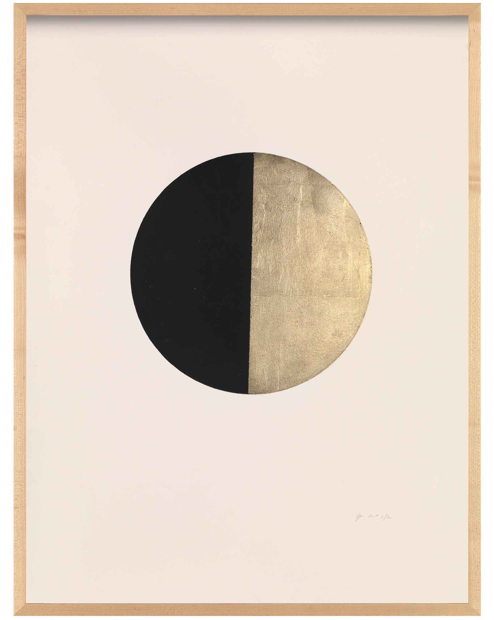 Moon Phase 3 by Jennifer Ament,