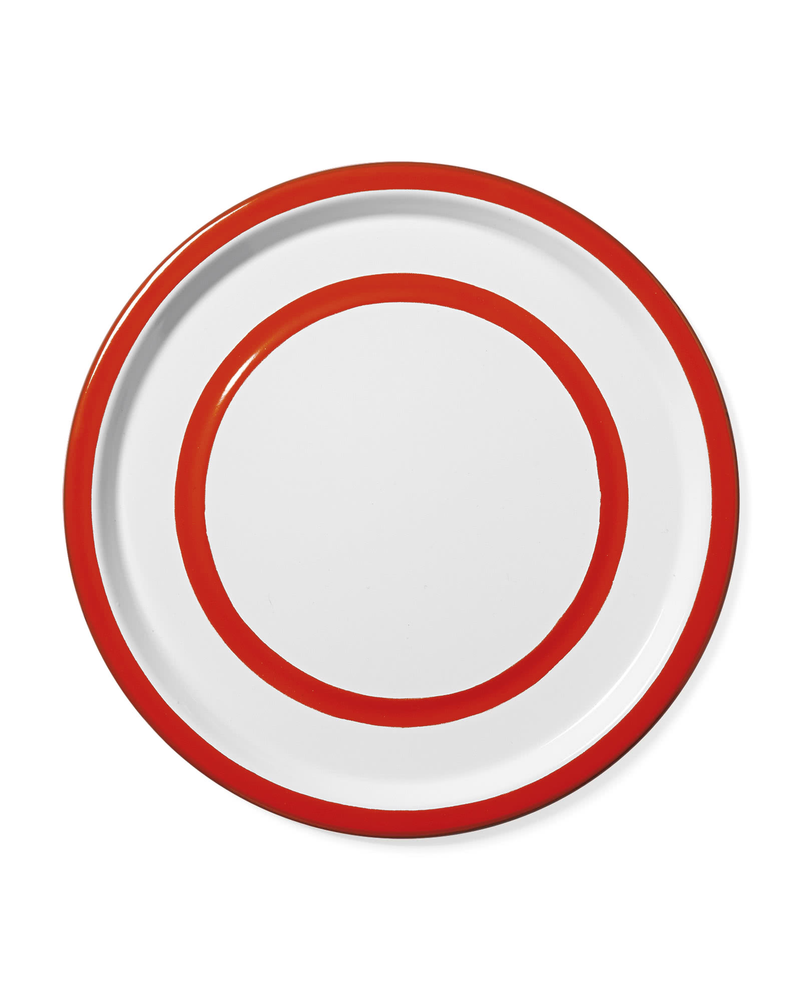 Milano Enamelware Dinner Plate - Serveware | Serena and Lily