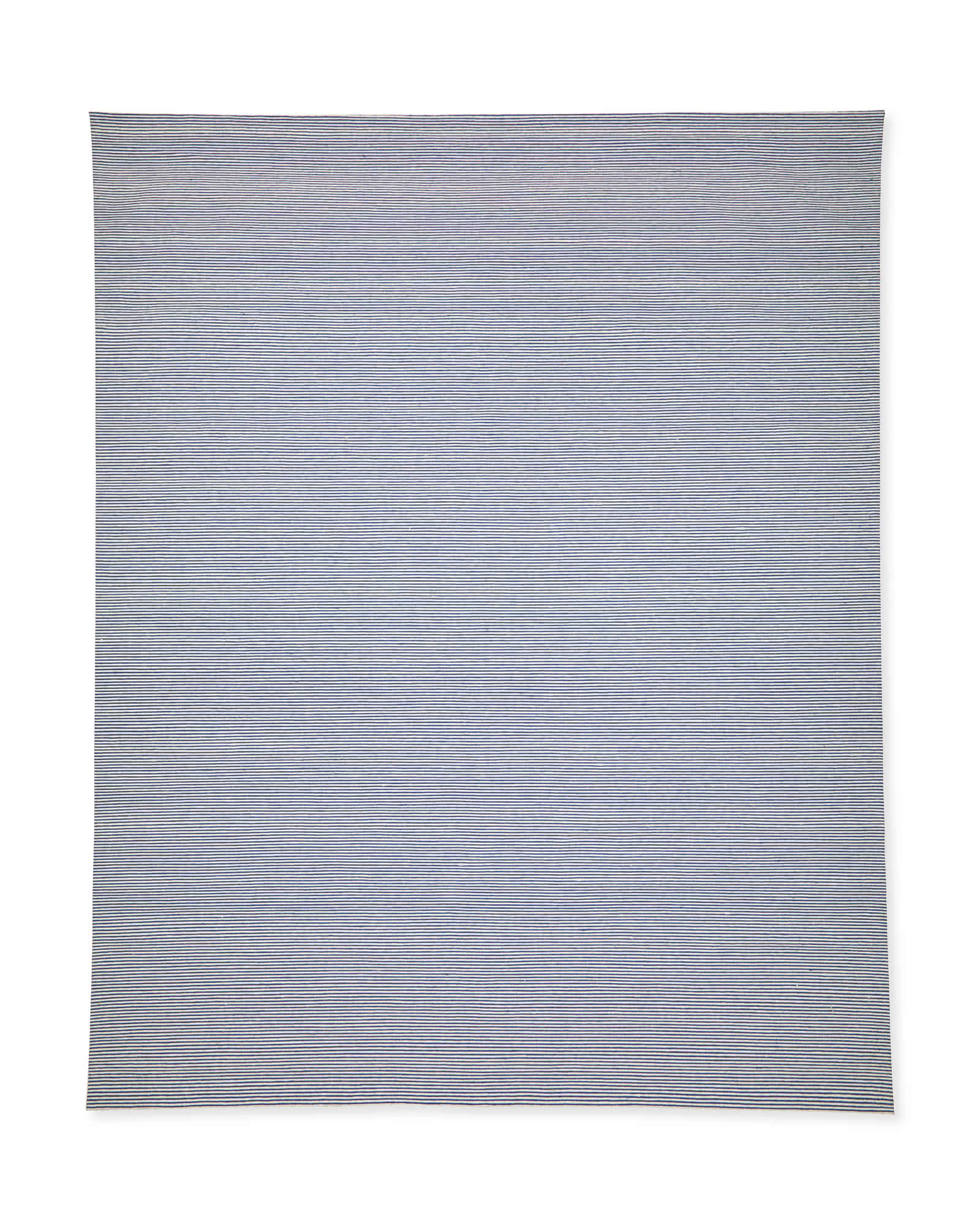 Nantucket Rug, Blue