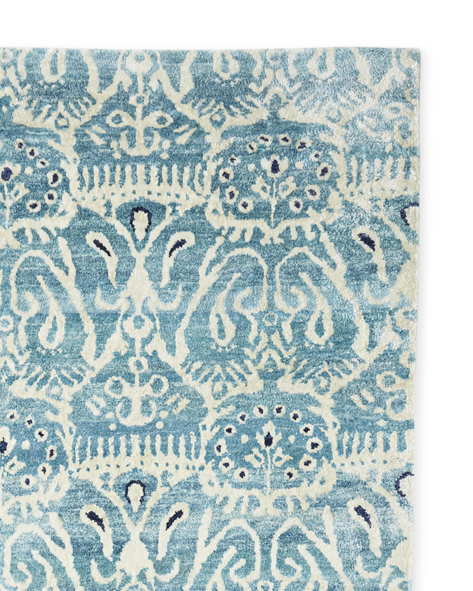 Adaline Hand-Knotted Rug,