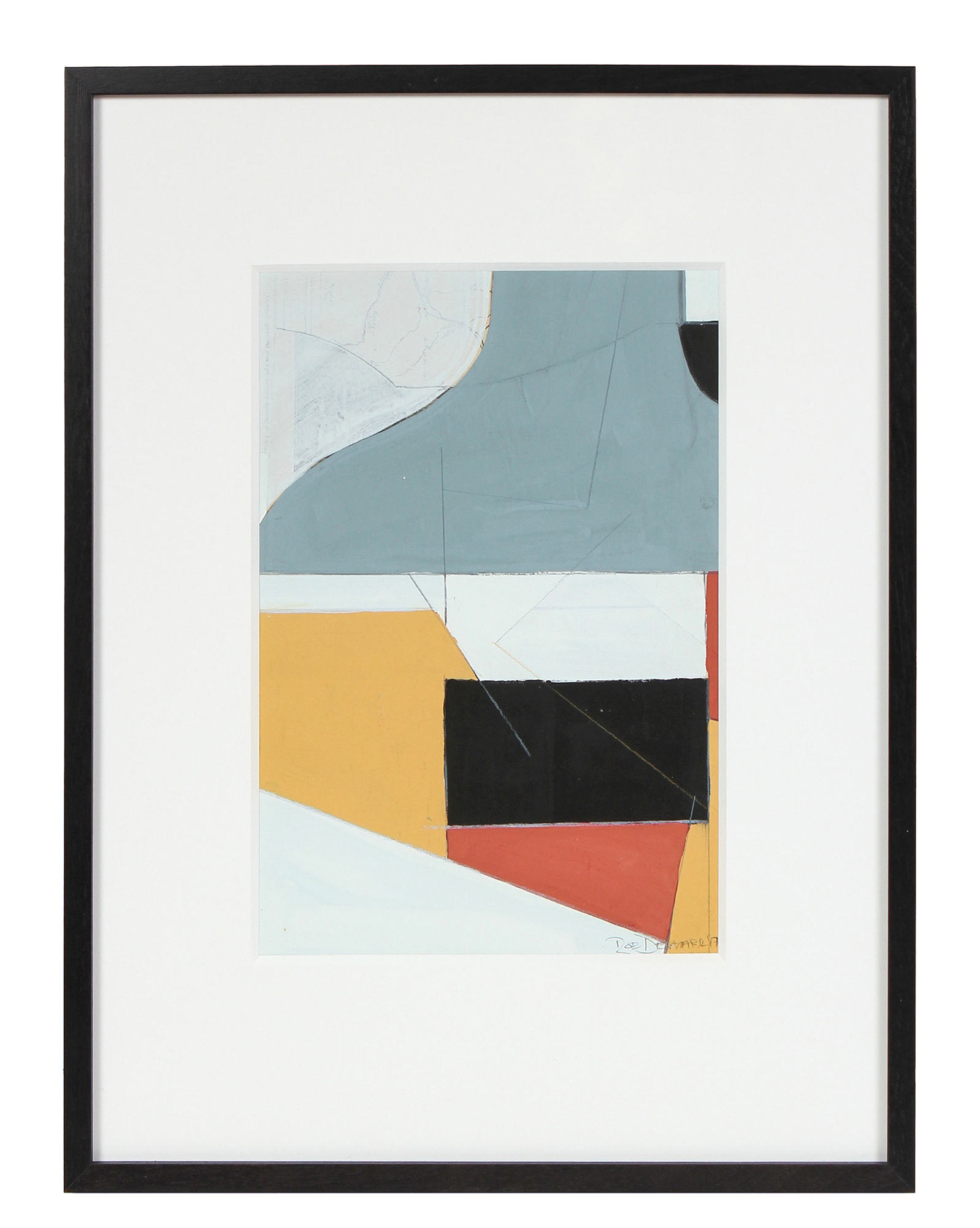 """""""The Geometry of Home III"""" by Rob Delamater,"""