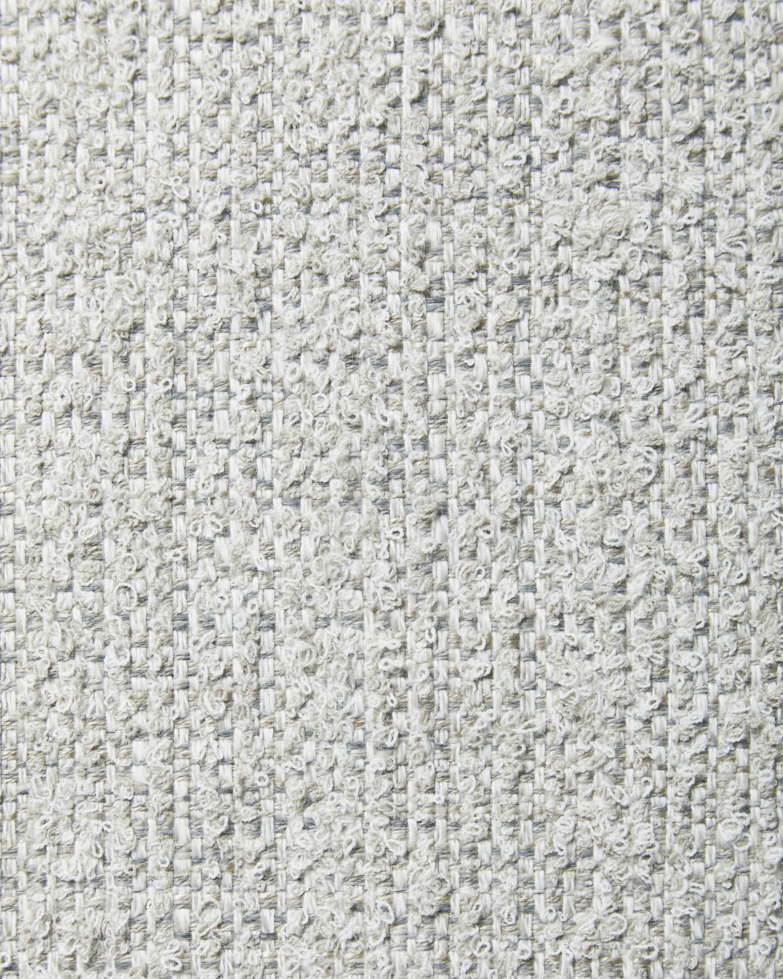 Fabric by the Yard – Perennials® Performance Textured Loop, Platinum