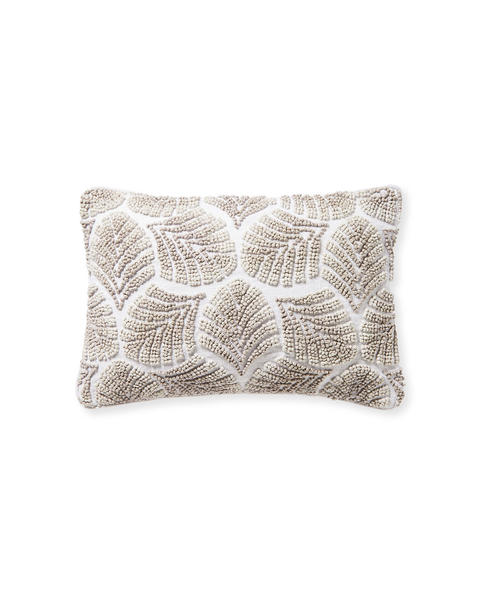 Hawthorne Pillow Cover, Grey