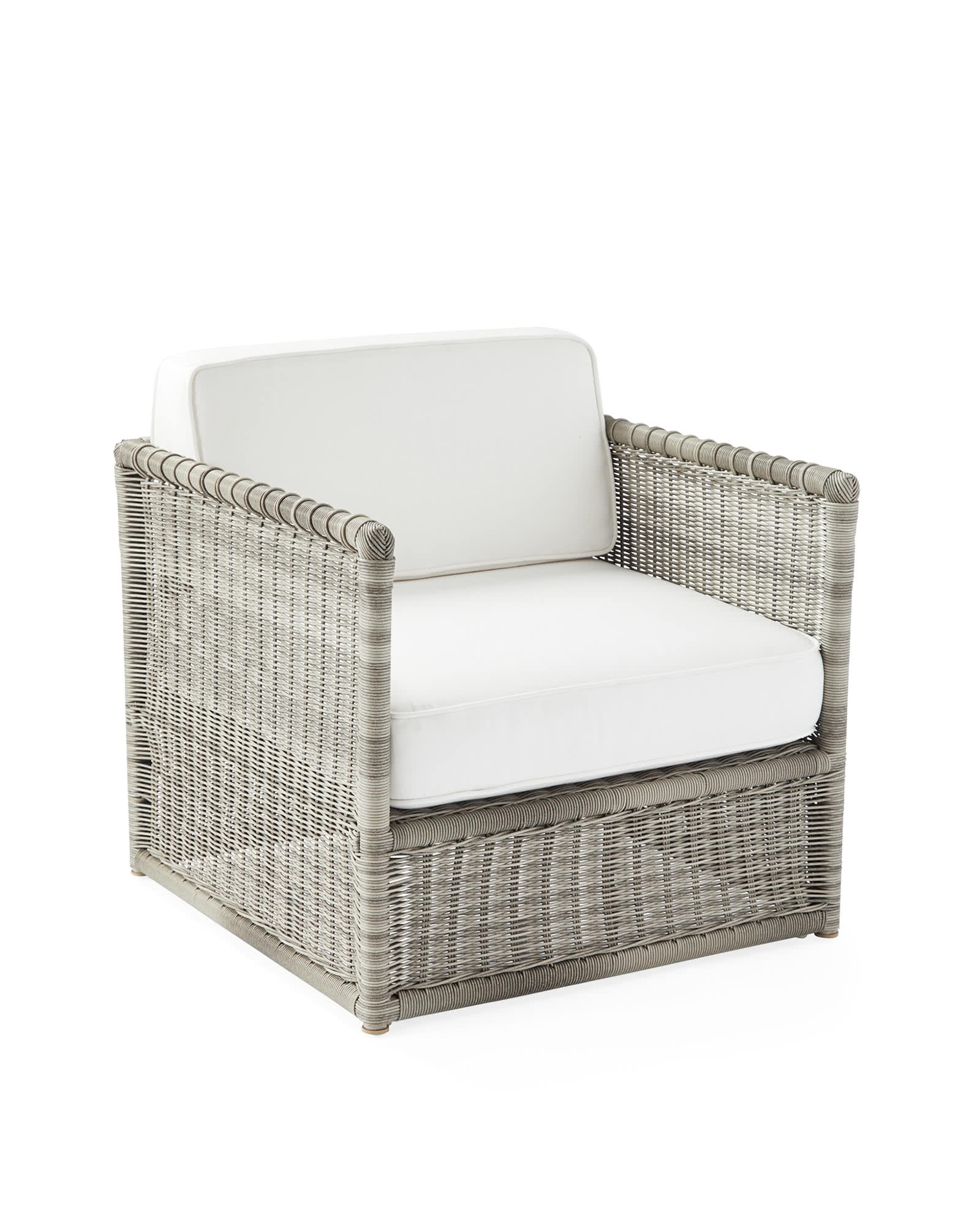 Pacifica Lounge Chair - Harbor Grey,