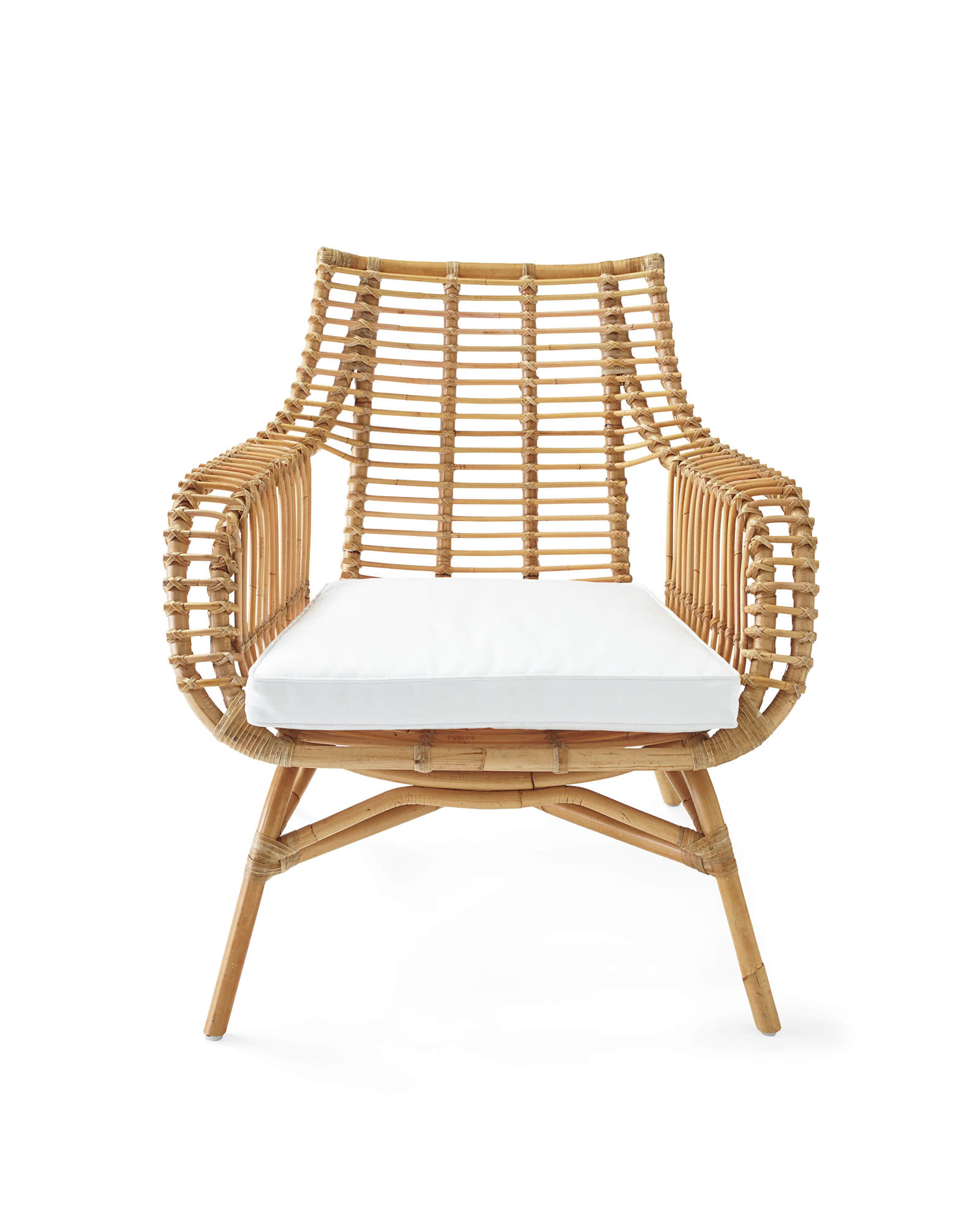 Venice Rattan Chair Cushion Serena Amp Lily