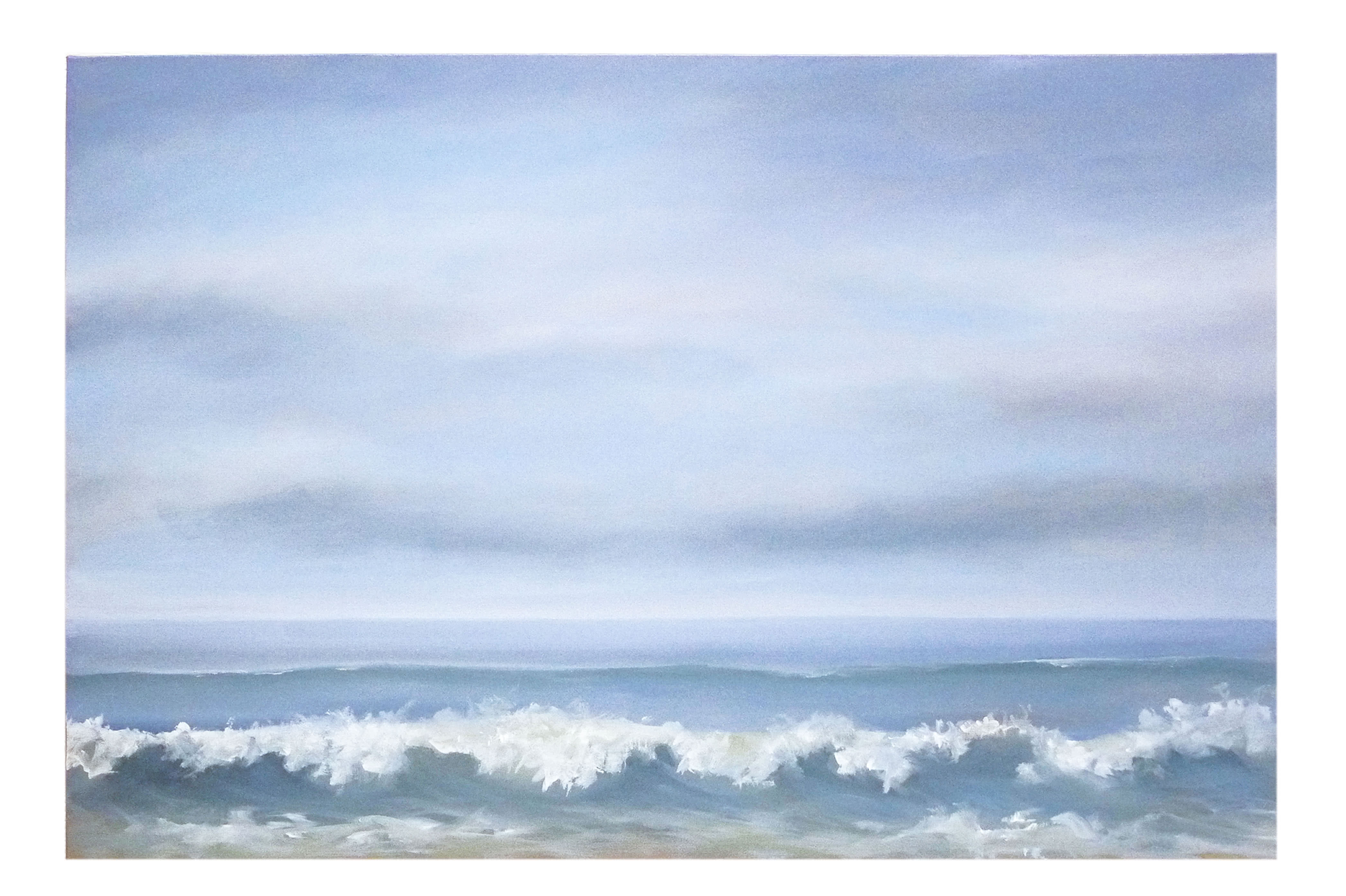 """""""Breaking Wave 2"""" by Carol Saxe,"""