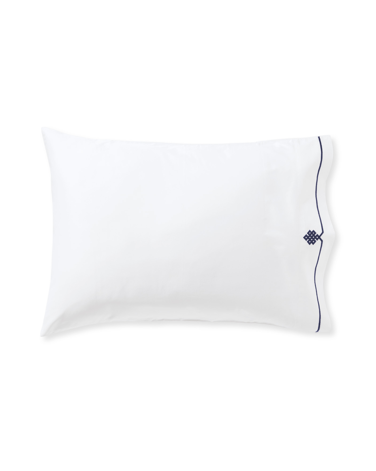 Soho Pillowcases (Extra Set of 2), Navy