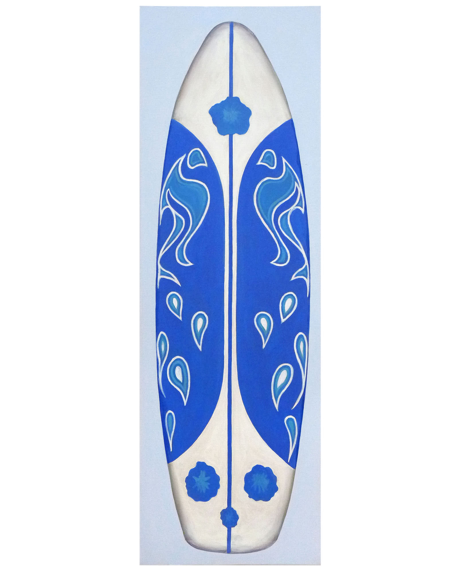 """Surfboard"" by Carol Saxe,"