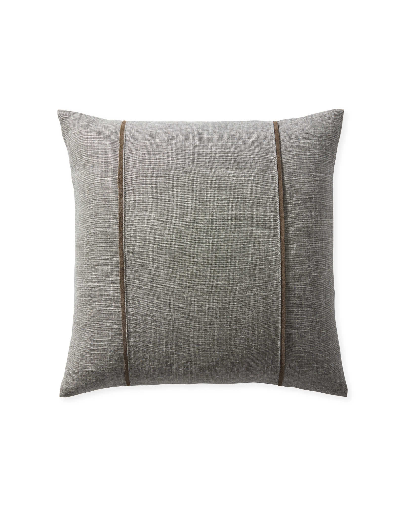 Kentfield Pillow Cover, Smoke