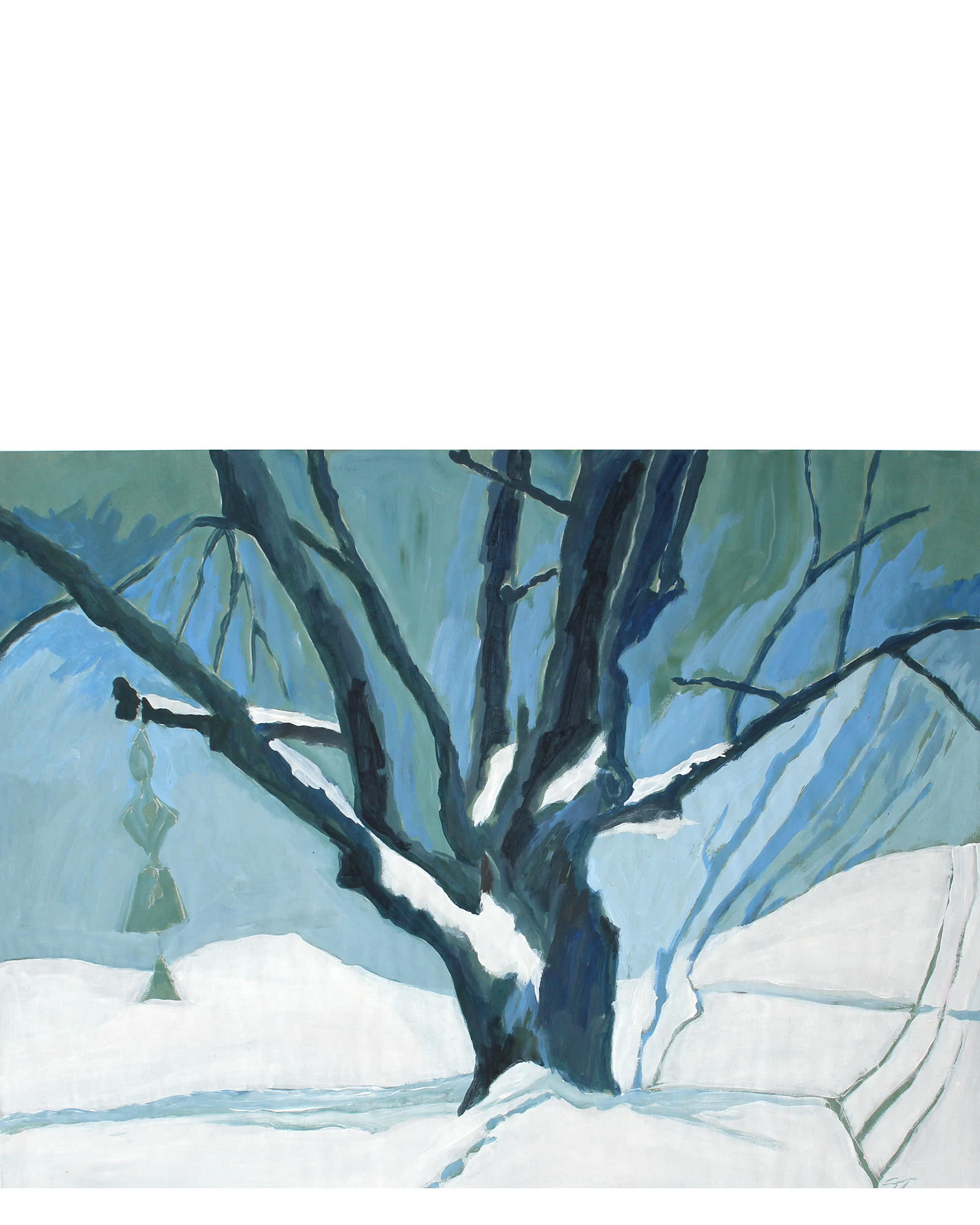 """""""Winter 1988"""" by Seymour Tubis,"""