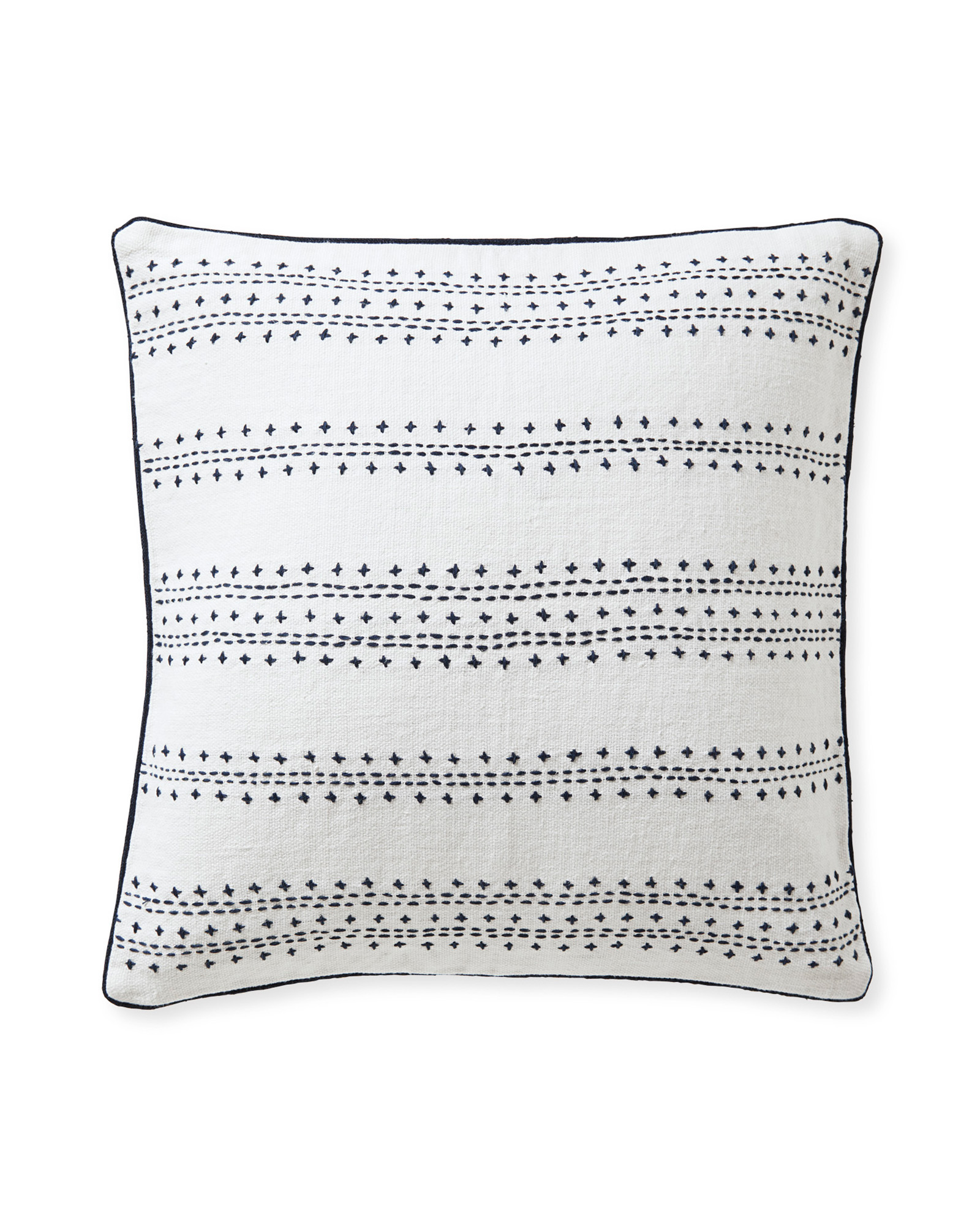 Catania Pillow Cover, Navy