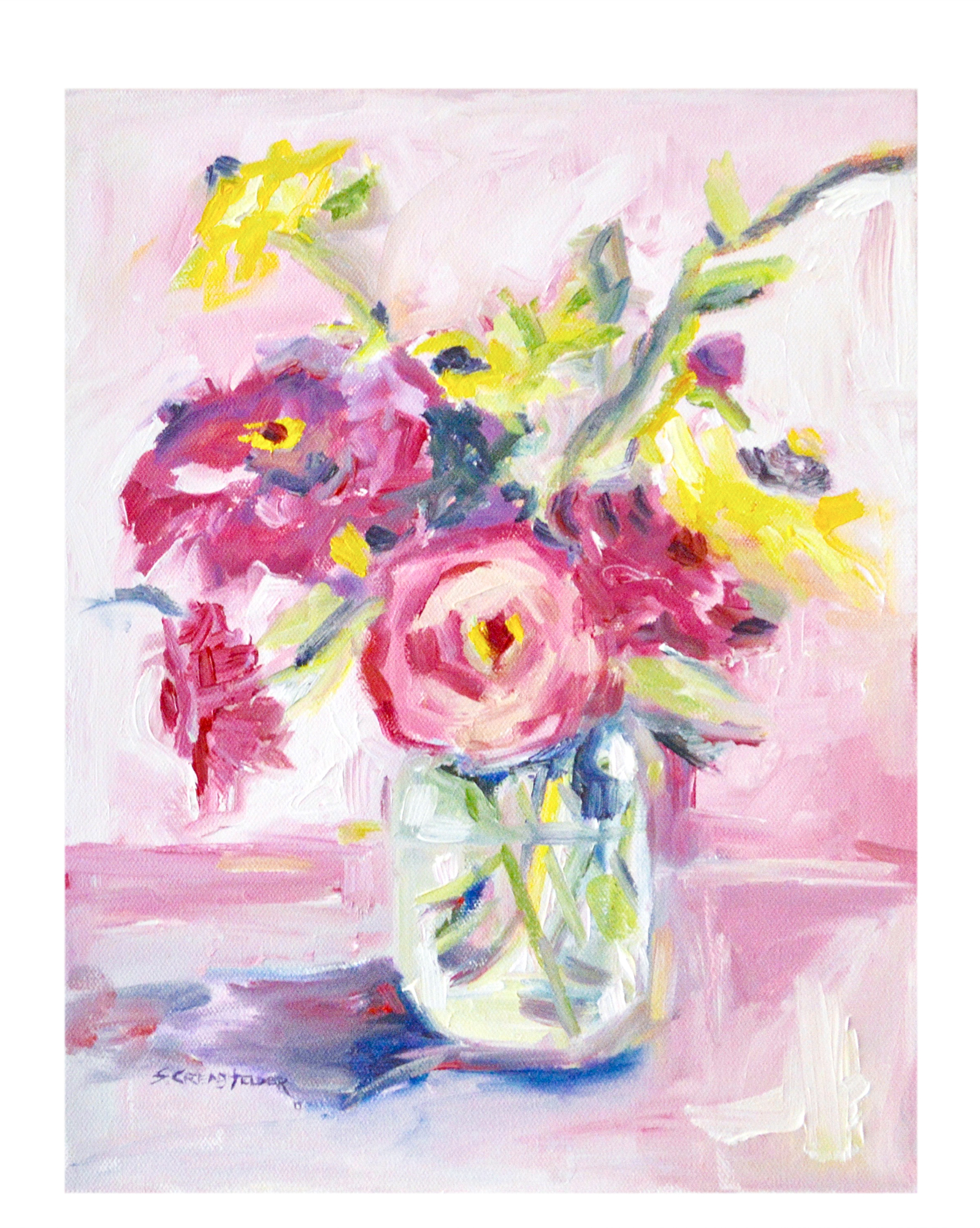 """""""More Than Pink"""" by Susie Elder,"""