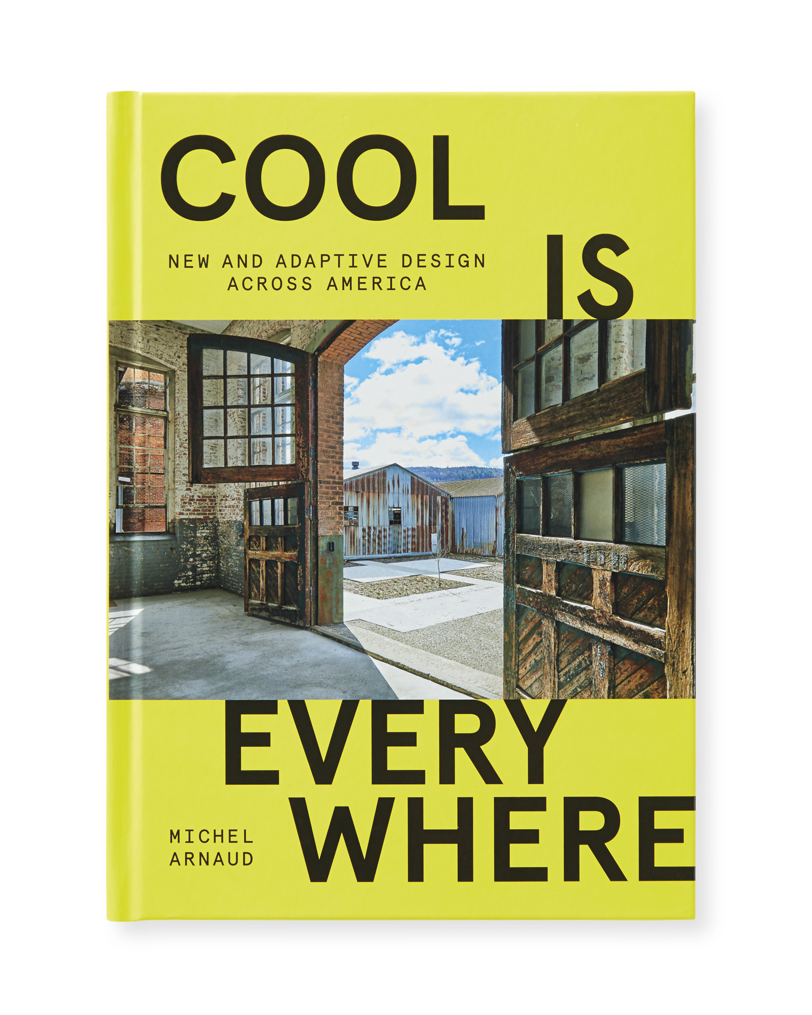 """Cool is Everywhere"" By Michel Arnaud,"