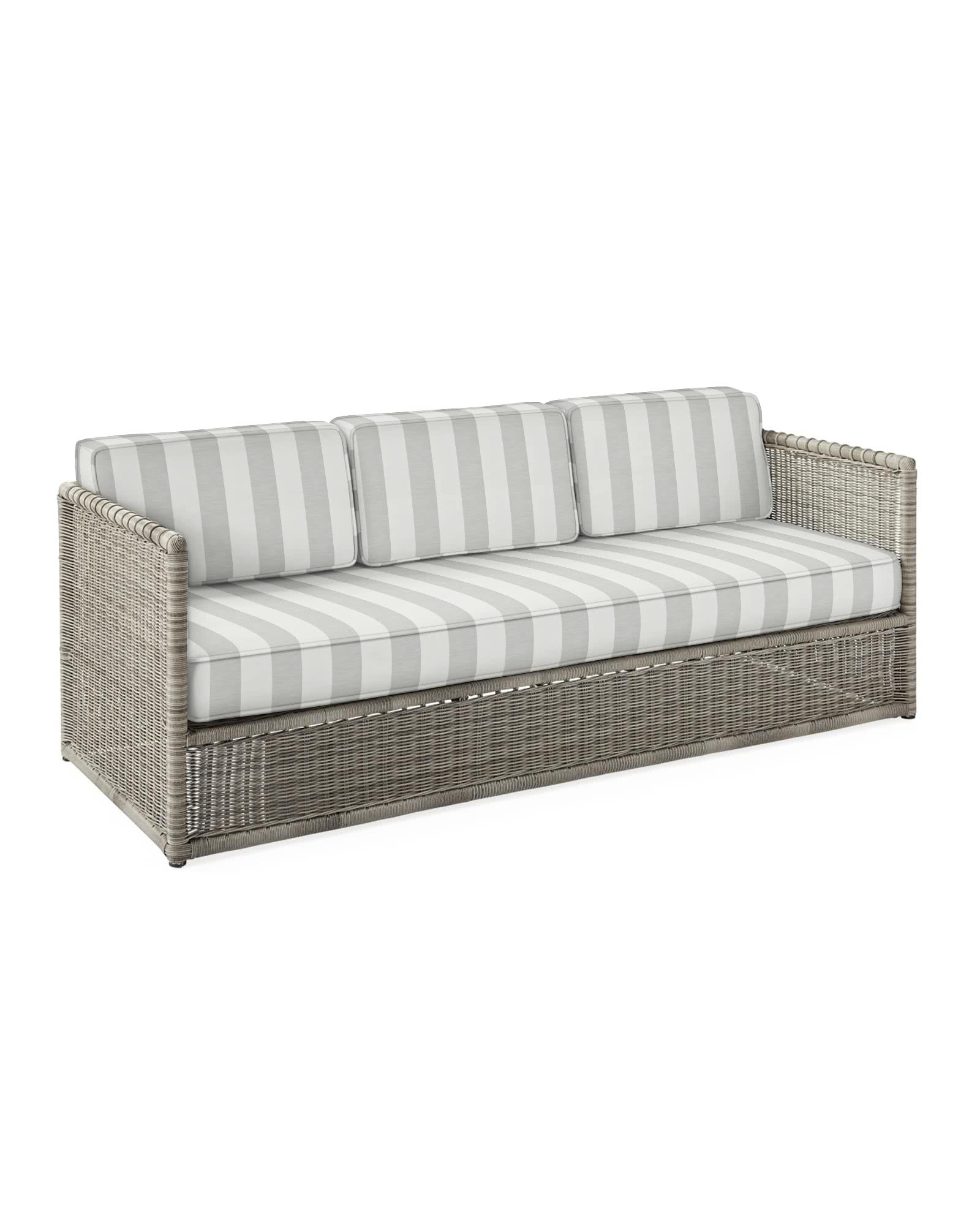Pacifica Sofa - Harbor Grey,