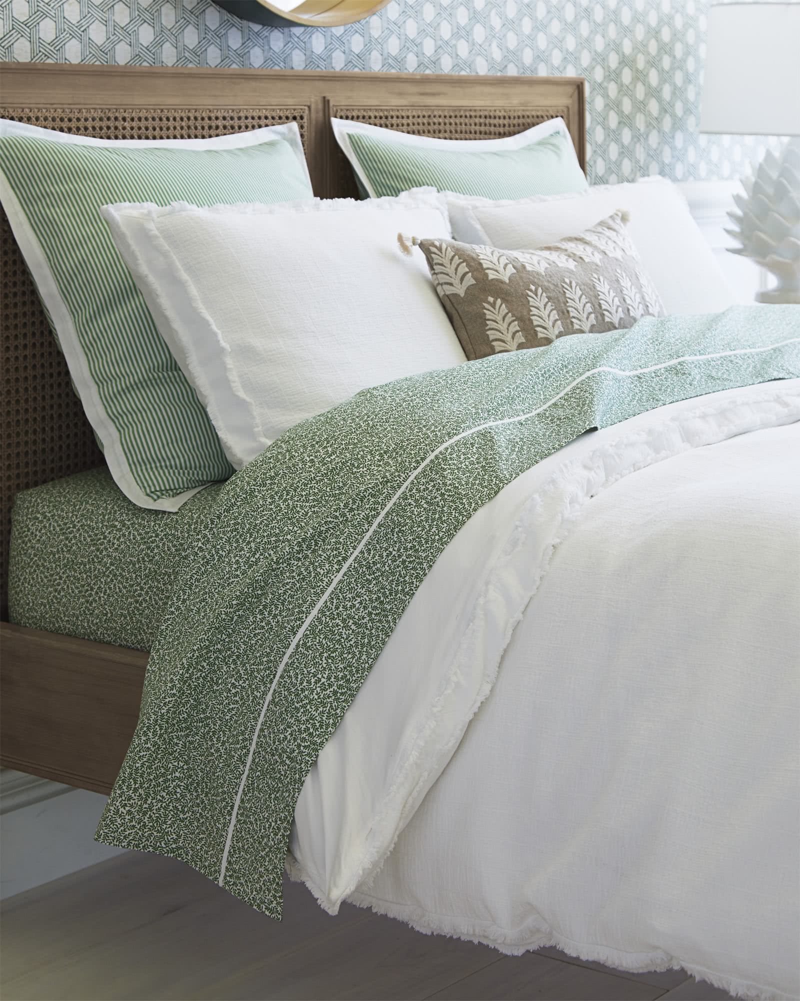 Harbour Cane Bed Beds Amp Headboards Serena And Lily