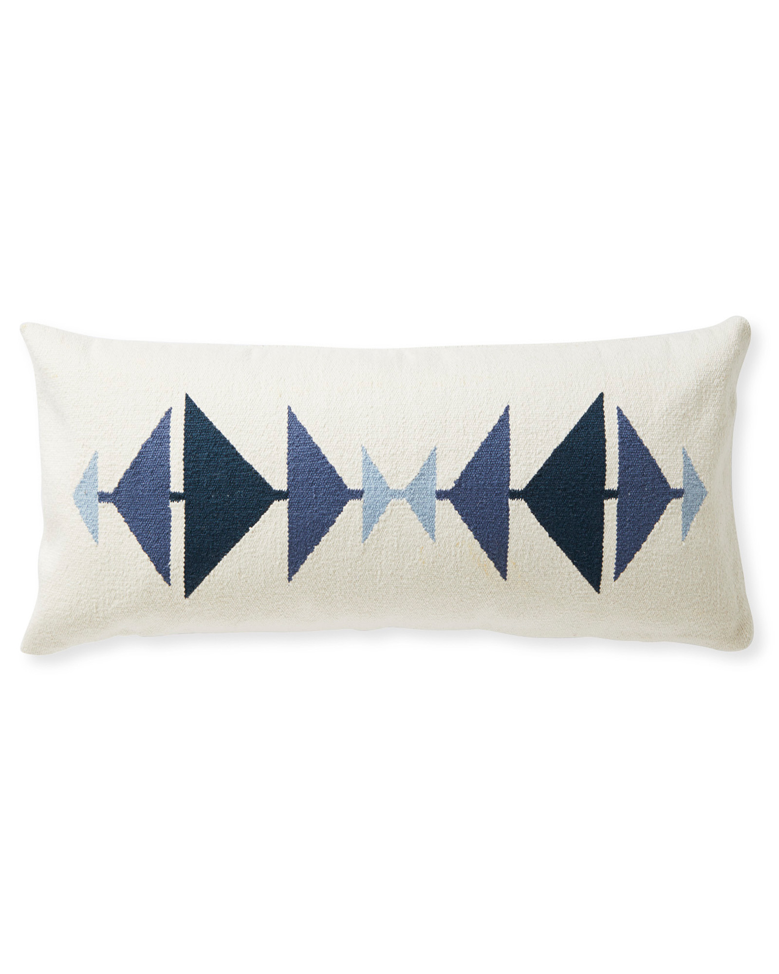 Chesapeake Pillow Cover, Blue