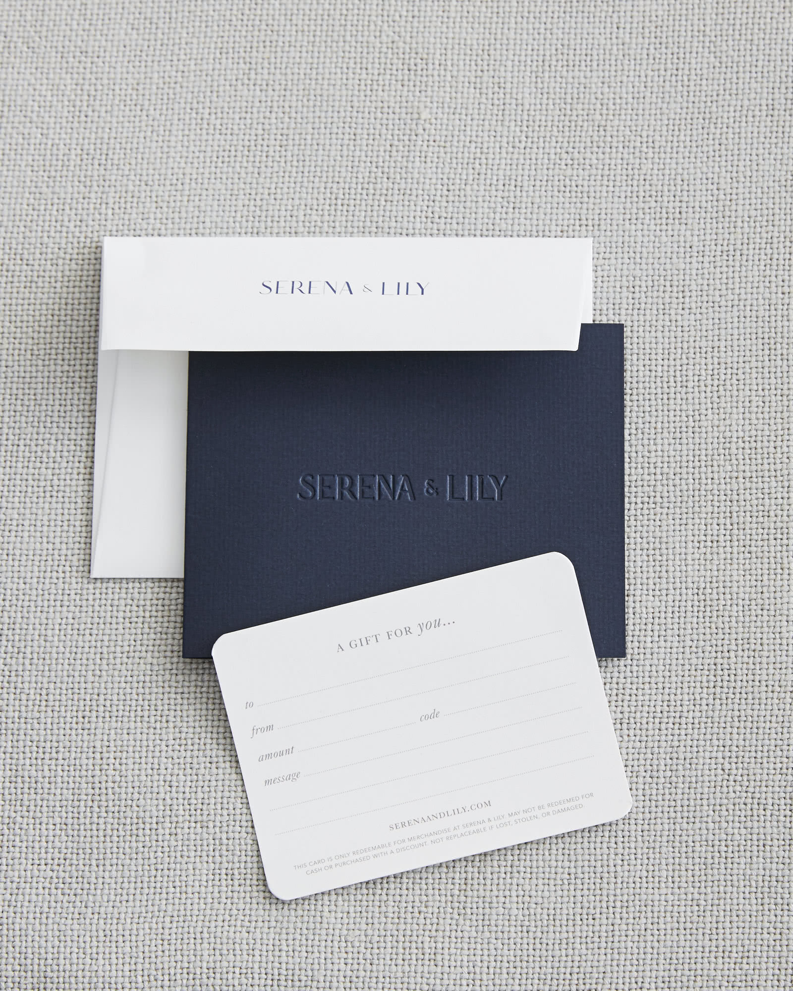 The Serena Lily Gift Certificate Serena Lily