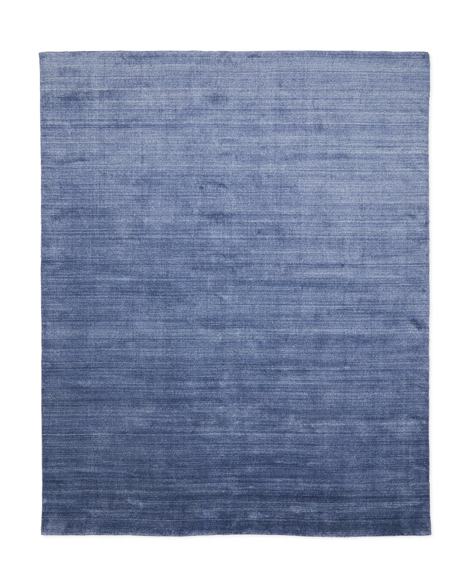 Heath Rug, Heathered Navy